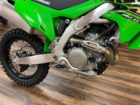 2021 Kawasaki KX 450X in Statesville, North Carolina - Photo 2
