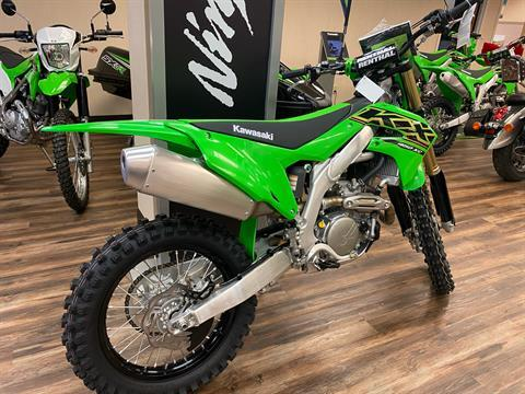 2021 Kawasaki KX 450X in Statesville, North Carolina - Photo 3
