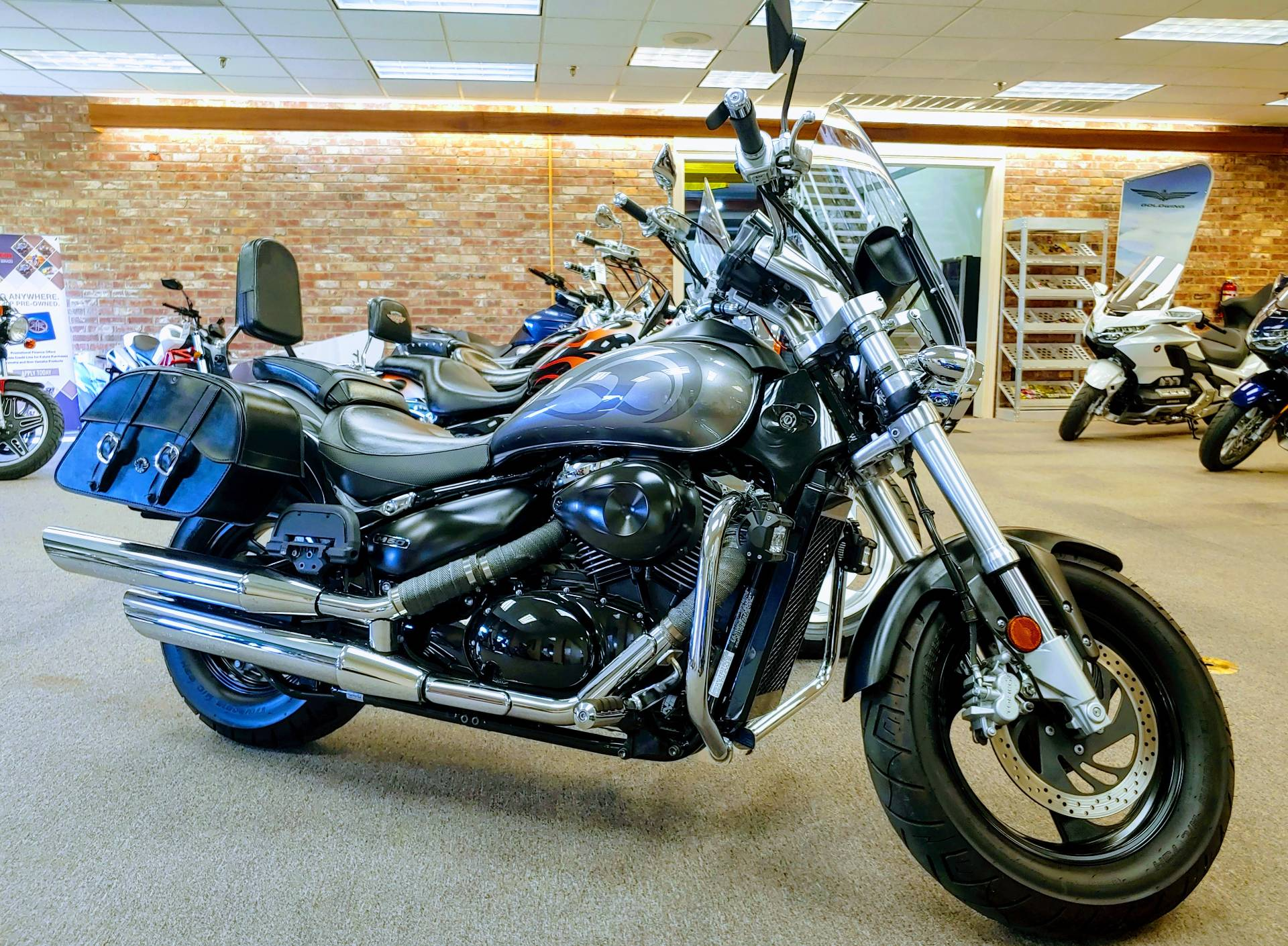 2007 Suzuki Boulevard M50 Limited in Statesville, North Carolina - Photo 1