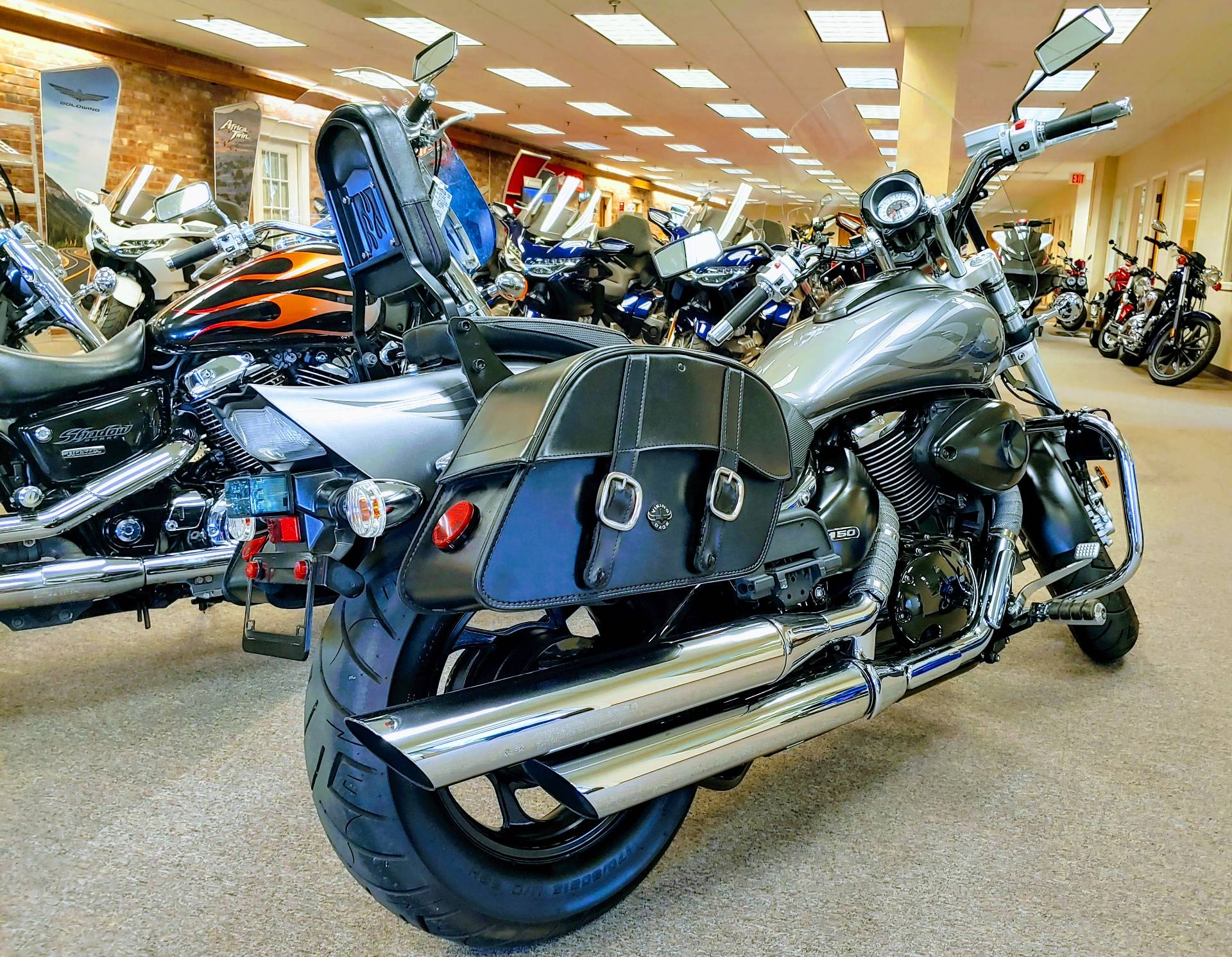 2007 Suzuki Boulevard M50 Limited in Statesville, North Carolina - Photo 12