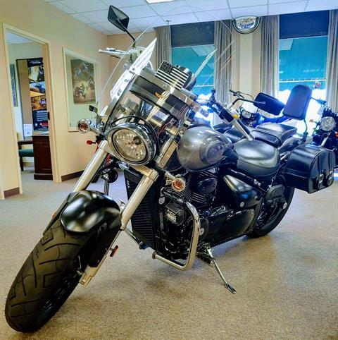 2007 Suzuki Boulevard M50 Limited in Statesville, North Carolina - Photo 3