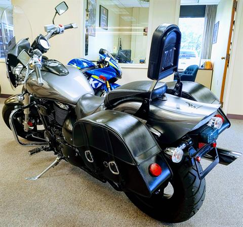 2007 Suzuki Boulevard M50 Limited in Statesville, North Carolina - Photo 7
