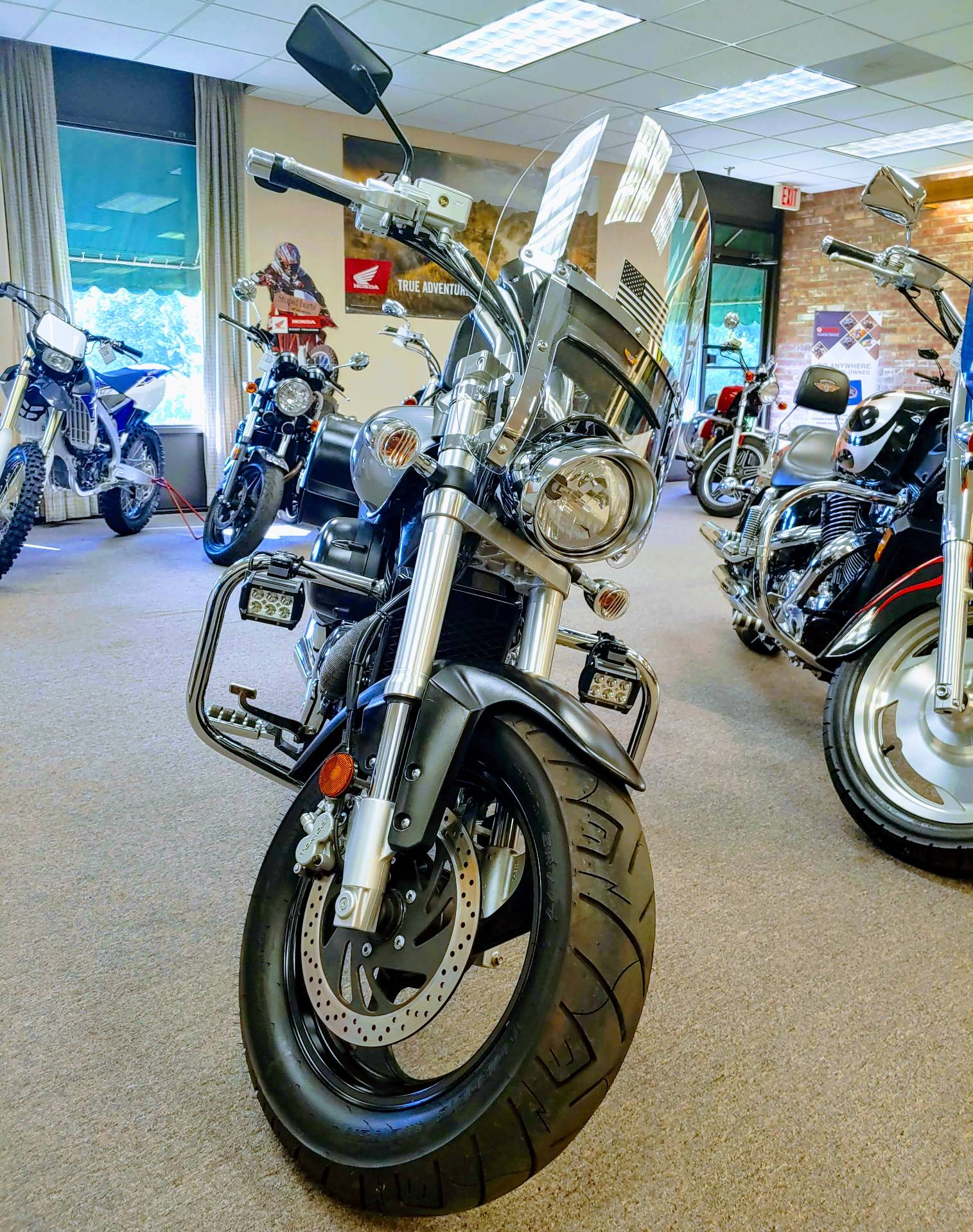 2007 Suzuki Boulevard M50 Limited in Statesville, North Carolina - Photo 8