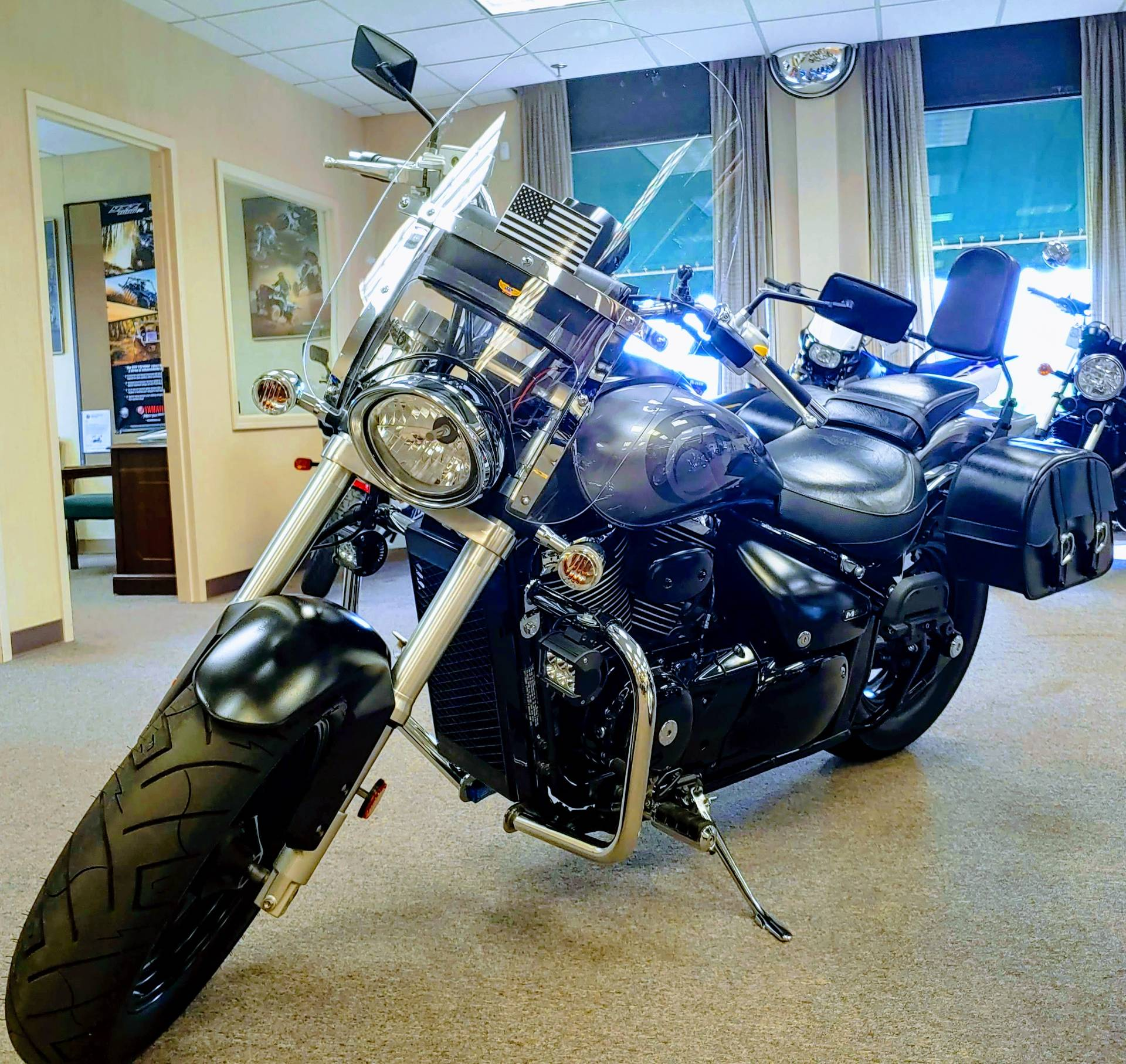 2007 Suzuki Boulevard M50 Limited in Statesville, North Carolina - Photo 2