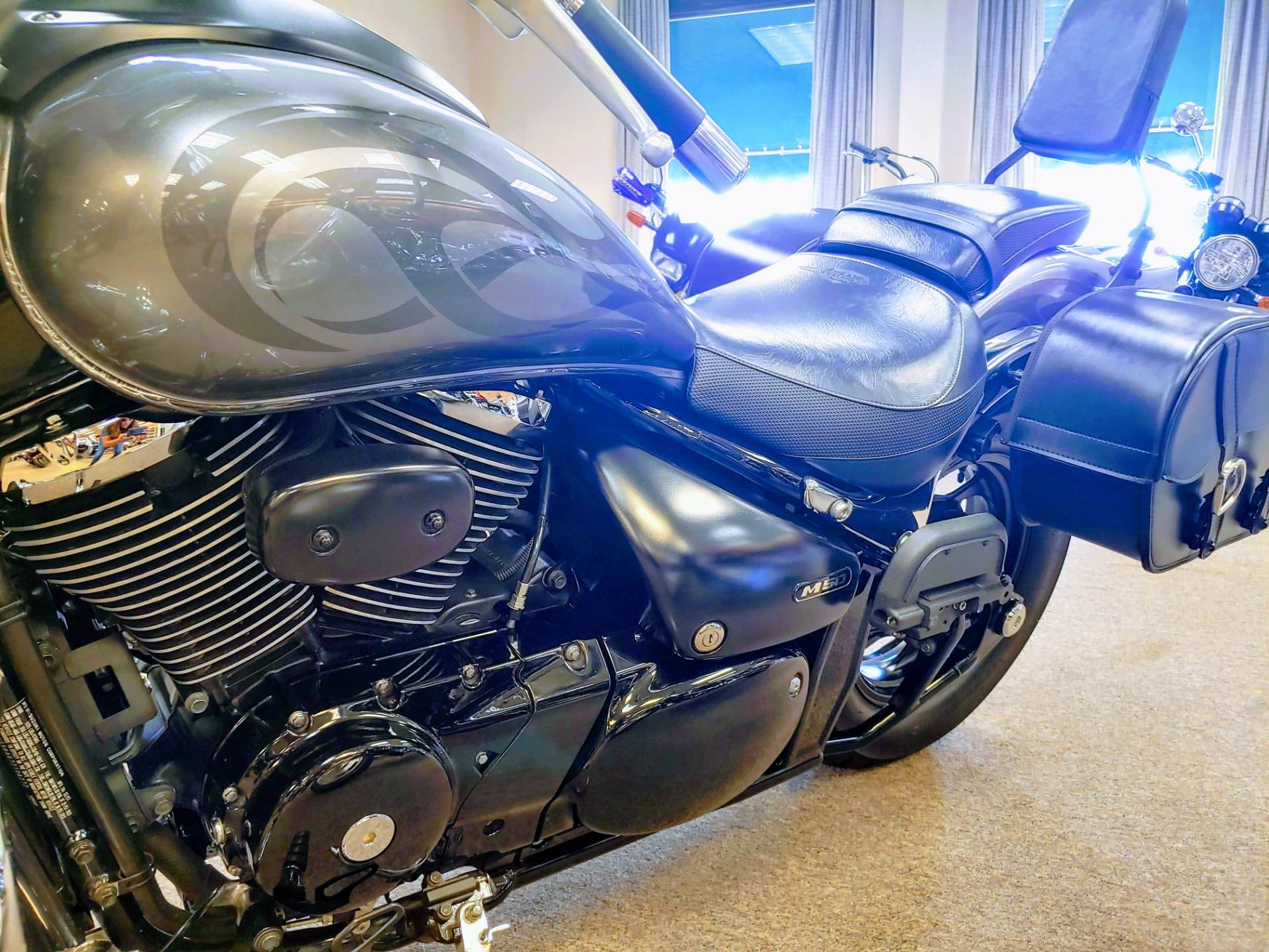 2007 Suzuki Boulevard M50 Limited in Statesville, North Carolina - Photo 9
