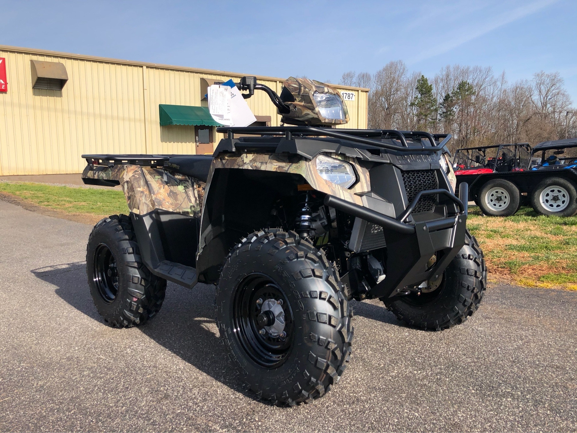 2020 Polaris Sportsman 570 EPS Utility Package in Statesville, North Carolina - Photo 1
