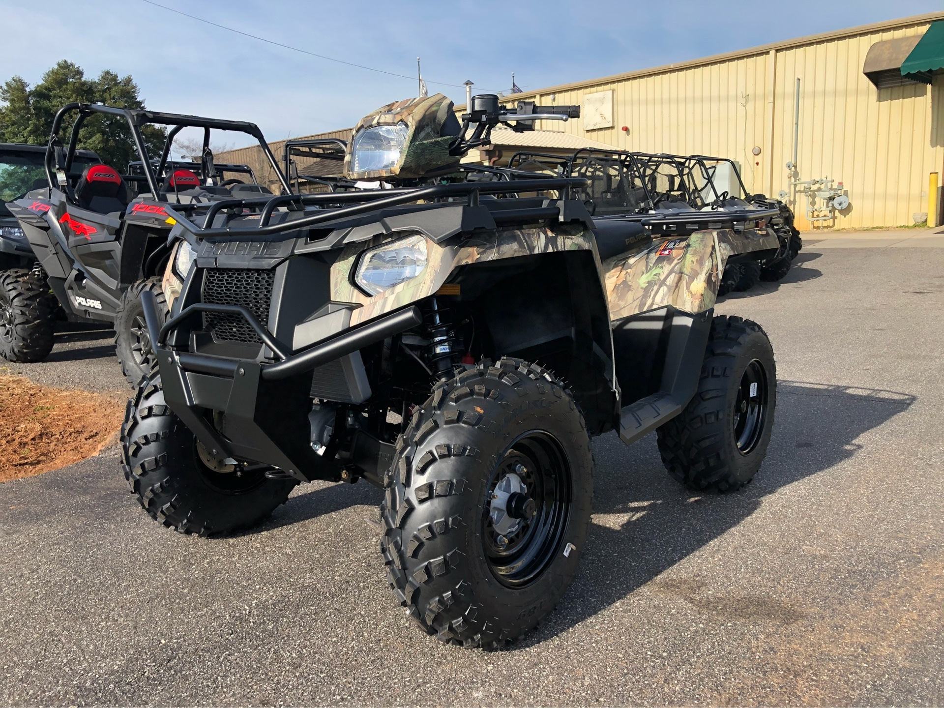 2020 Polaris Sportsman 570 EPS Utility Package in Statesville, North Carolina - Photo 2