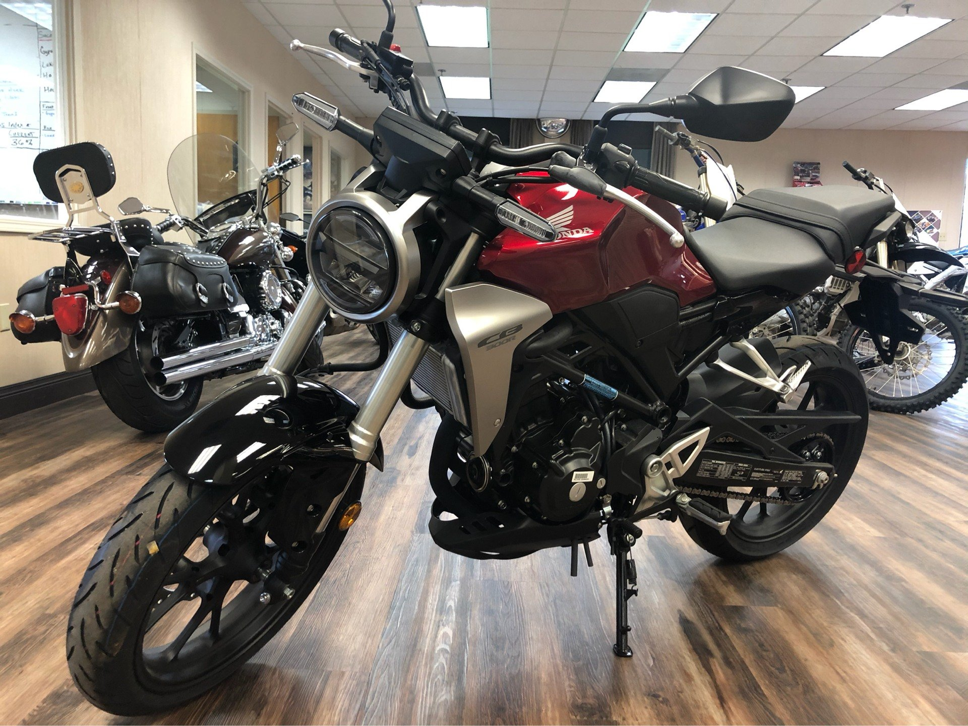 2019 Honda CB300R in Statesville, North Carolina - Photo 1