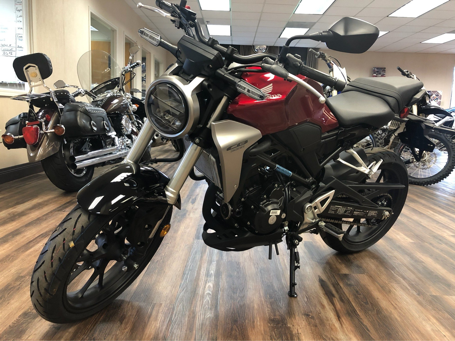 2019 Honda CB300R in Statesville, North Carolina - Photo 2