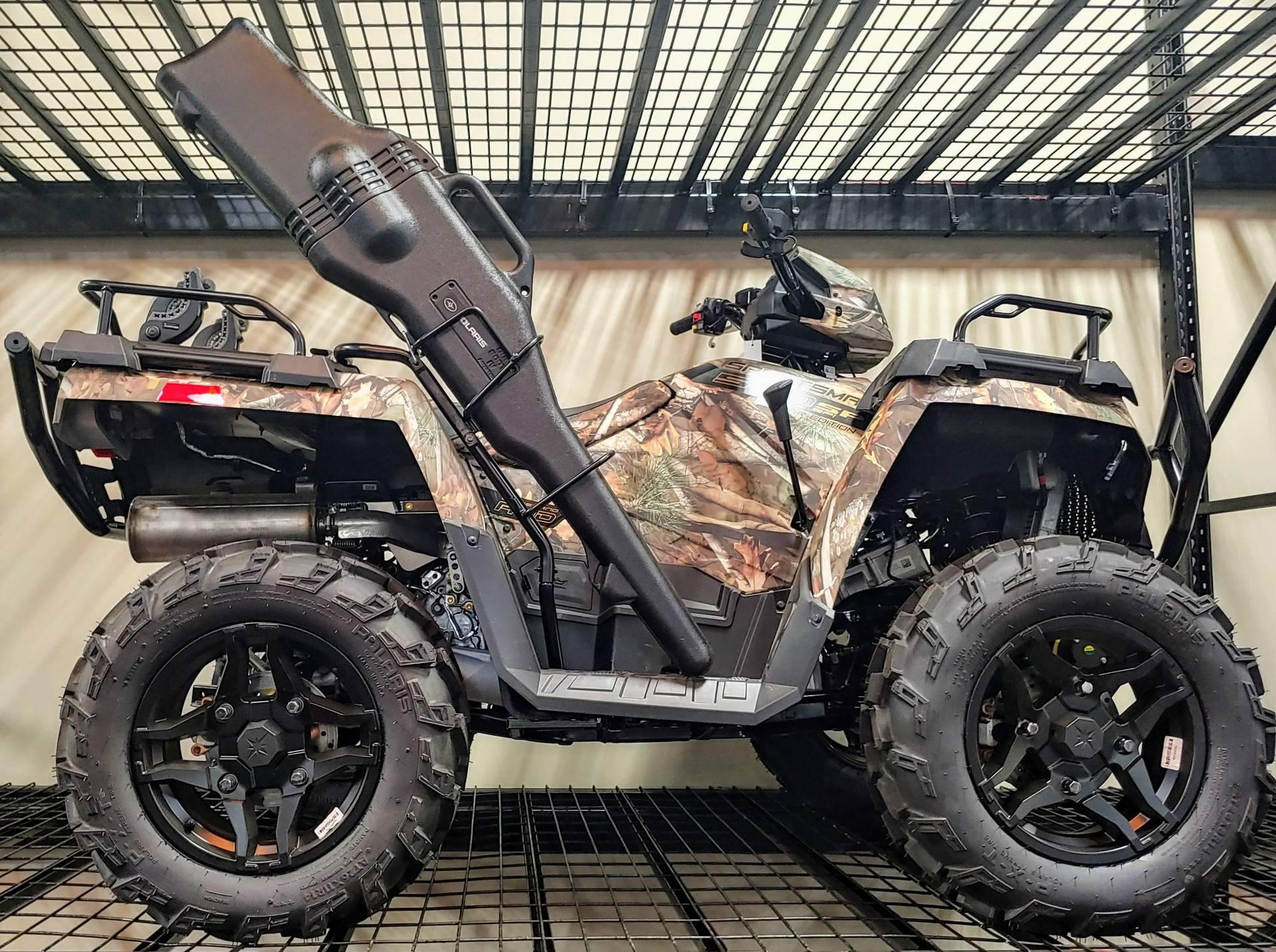 2019 Polaris Sportsman 570 SP Hunter Edition in Statesville, North Carolina