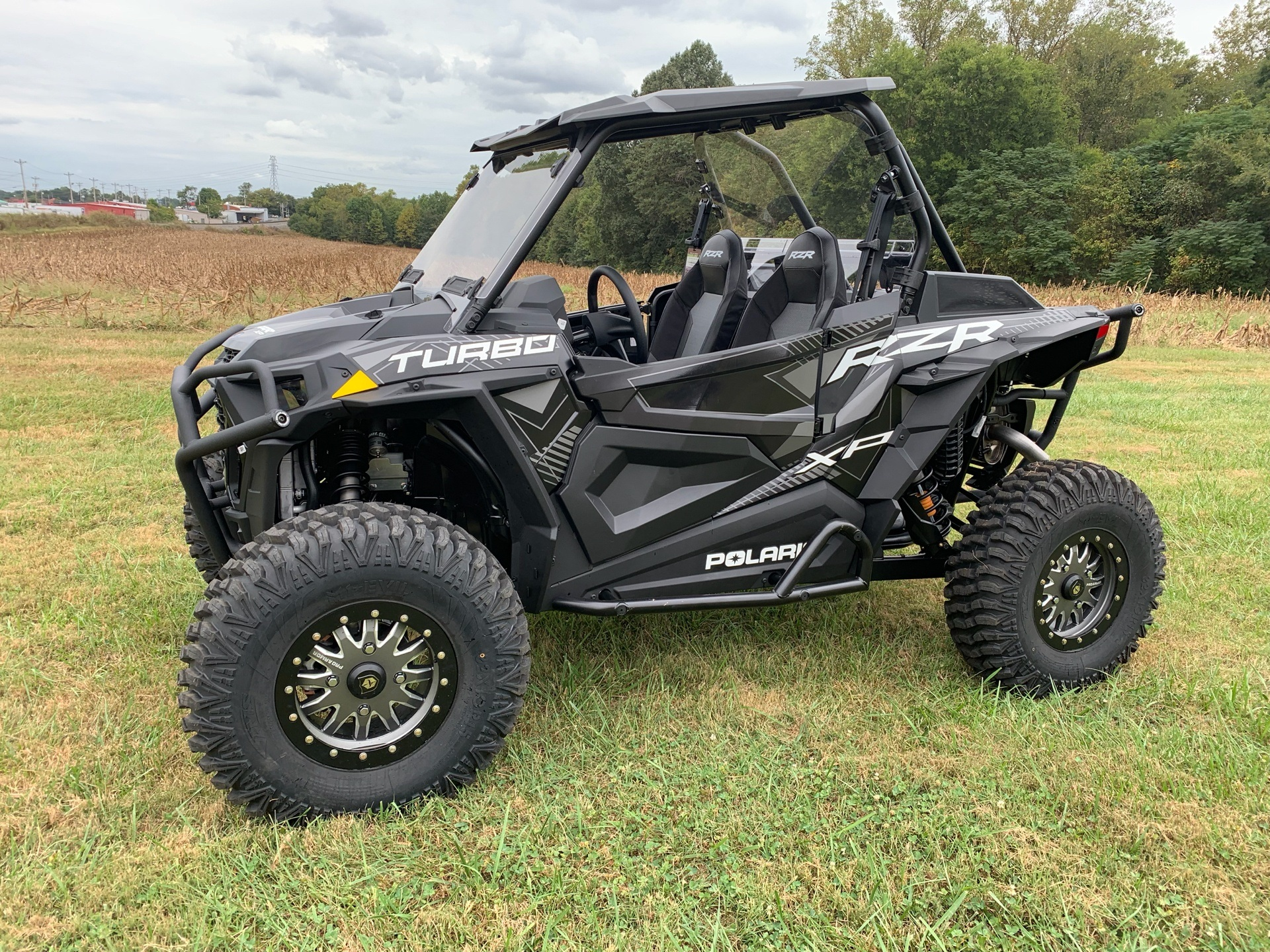 2020 Polaris RZR XP Turbo in Statesville, North Carolina - Photo 1