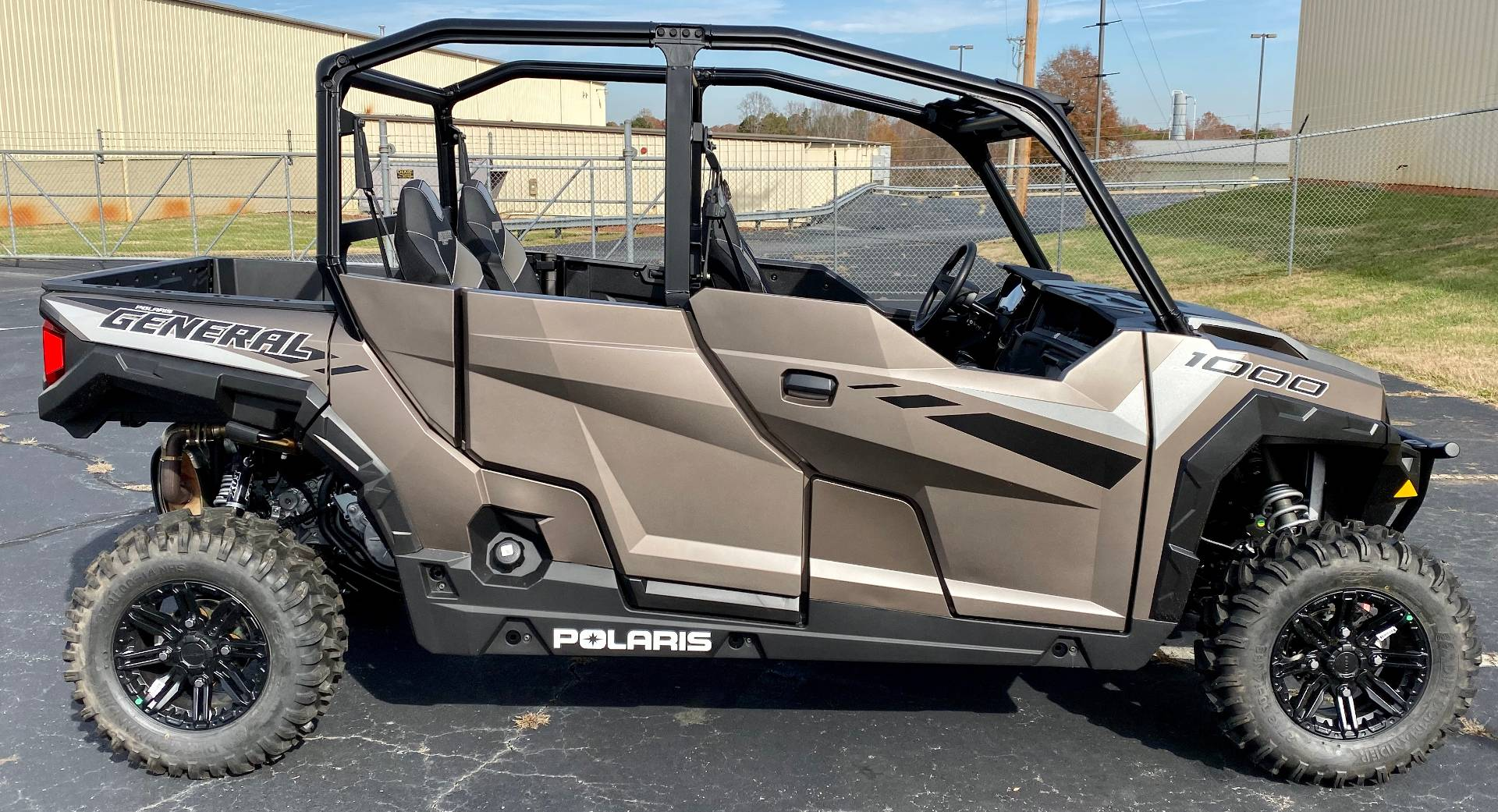 2020 Polaris General 4 1000 in Statesville, North Carolina - Photo 3