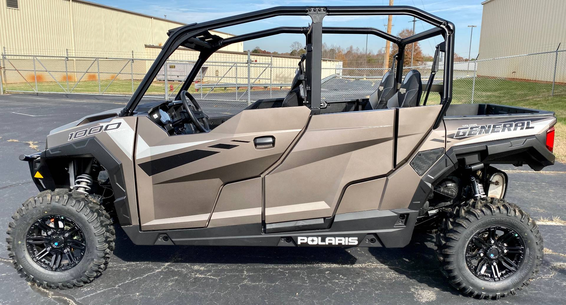 2020 Polaris General 4 1000 in Statesville, North Carolina - Photo 4