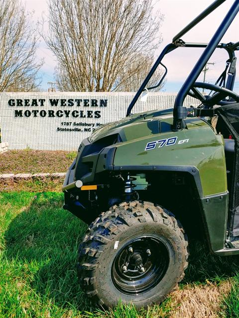 2019 Polaris Ranger Crew 570-6 in Statesville, North Carolina - Photo 3