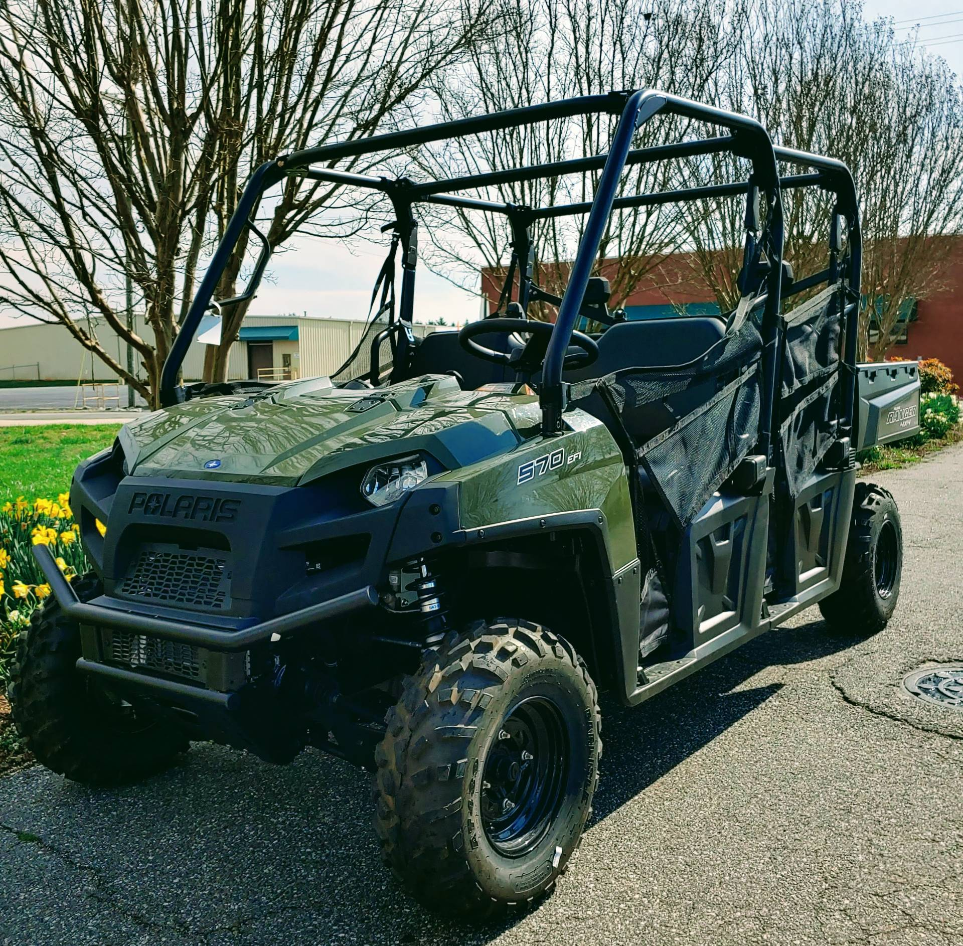 2019 Polaris Ranger Crew 570-6 in Statesville, North Carolina - Photo 5