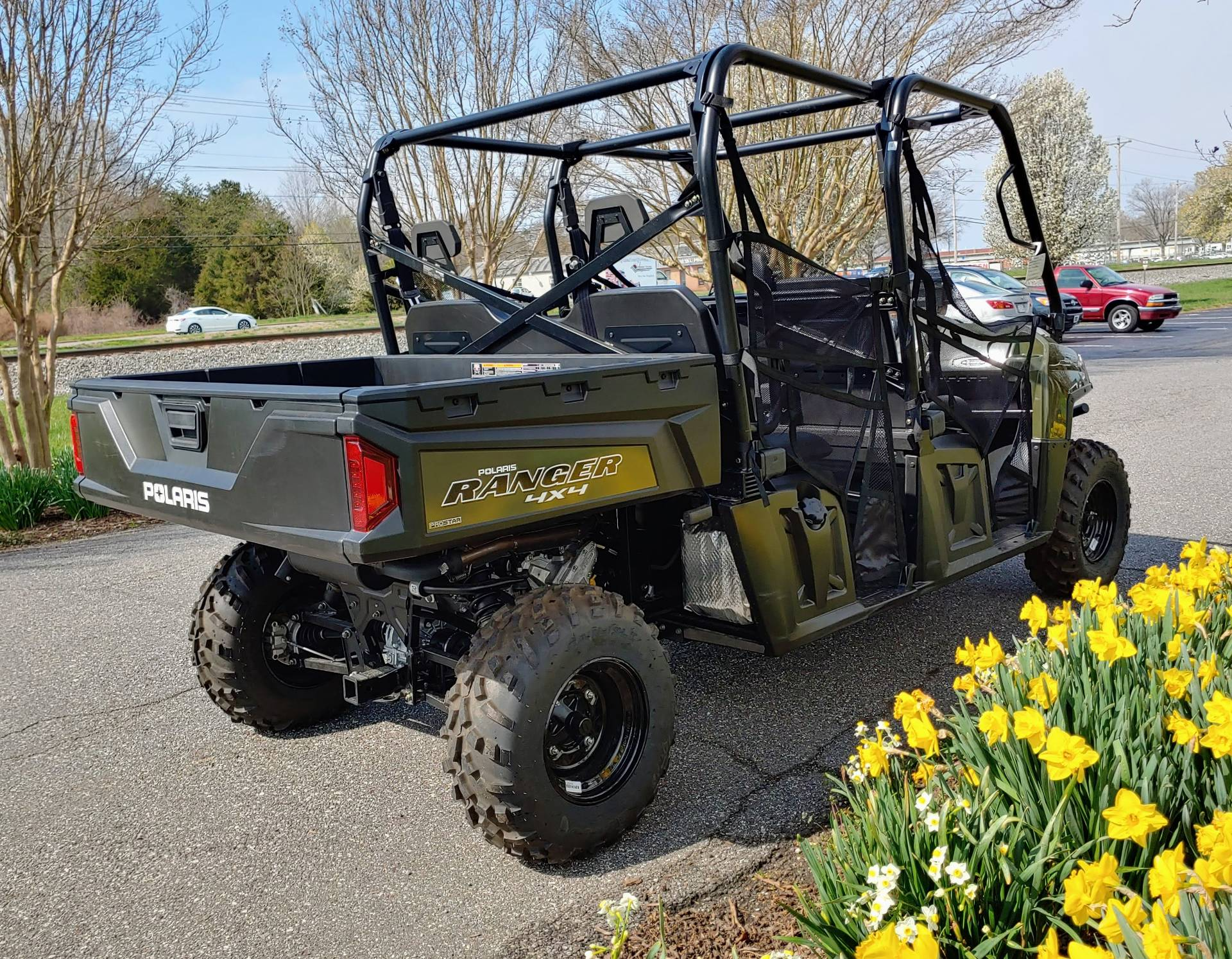 2019 Polaris Ranger Crew 570-6 in Statesville, North Carolina - Photo 11
