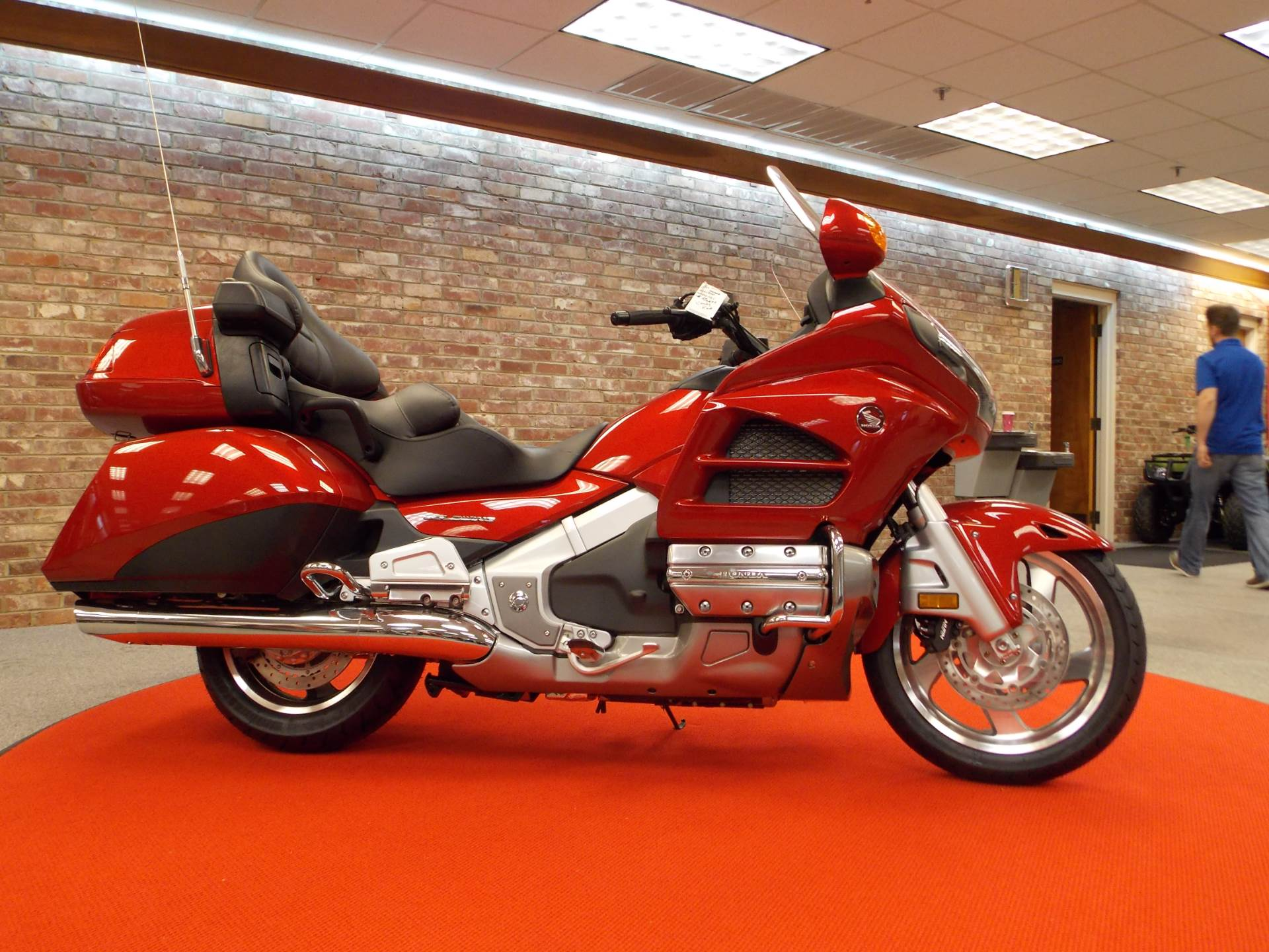 2017 Honda Gold Wing Audio Comfort in Statesville, North Carolina