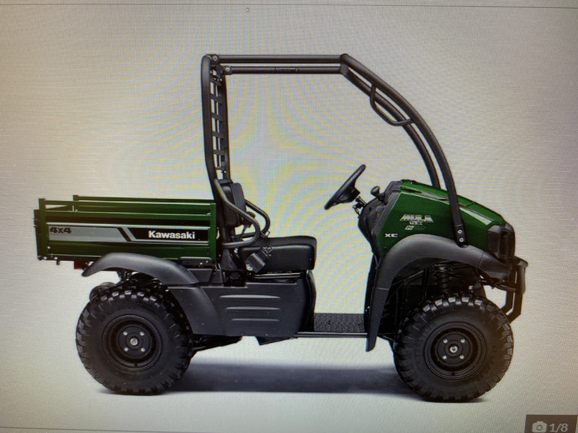 2021 Kawasaki Mule SX 4X4 XC FI in Statesville, North Carolina - Photo 1