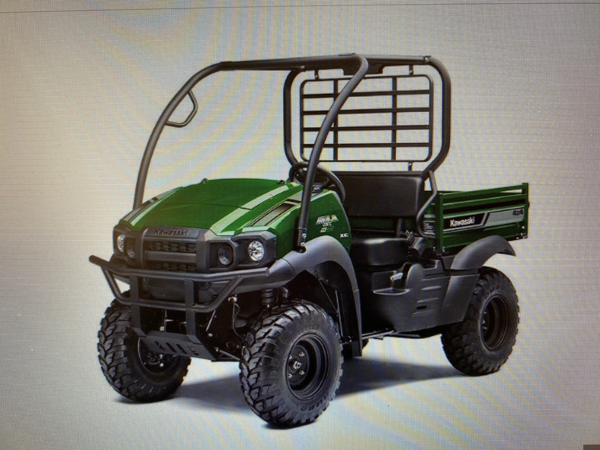 2021 Kawasaki Mule SX 4X4 XC FI in Statesville, North Carolina - Photo 2