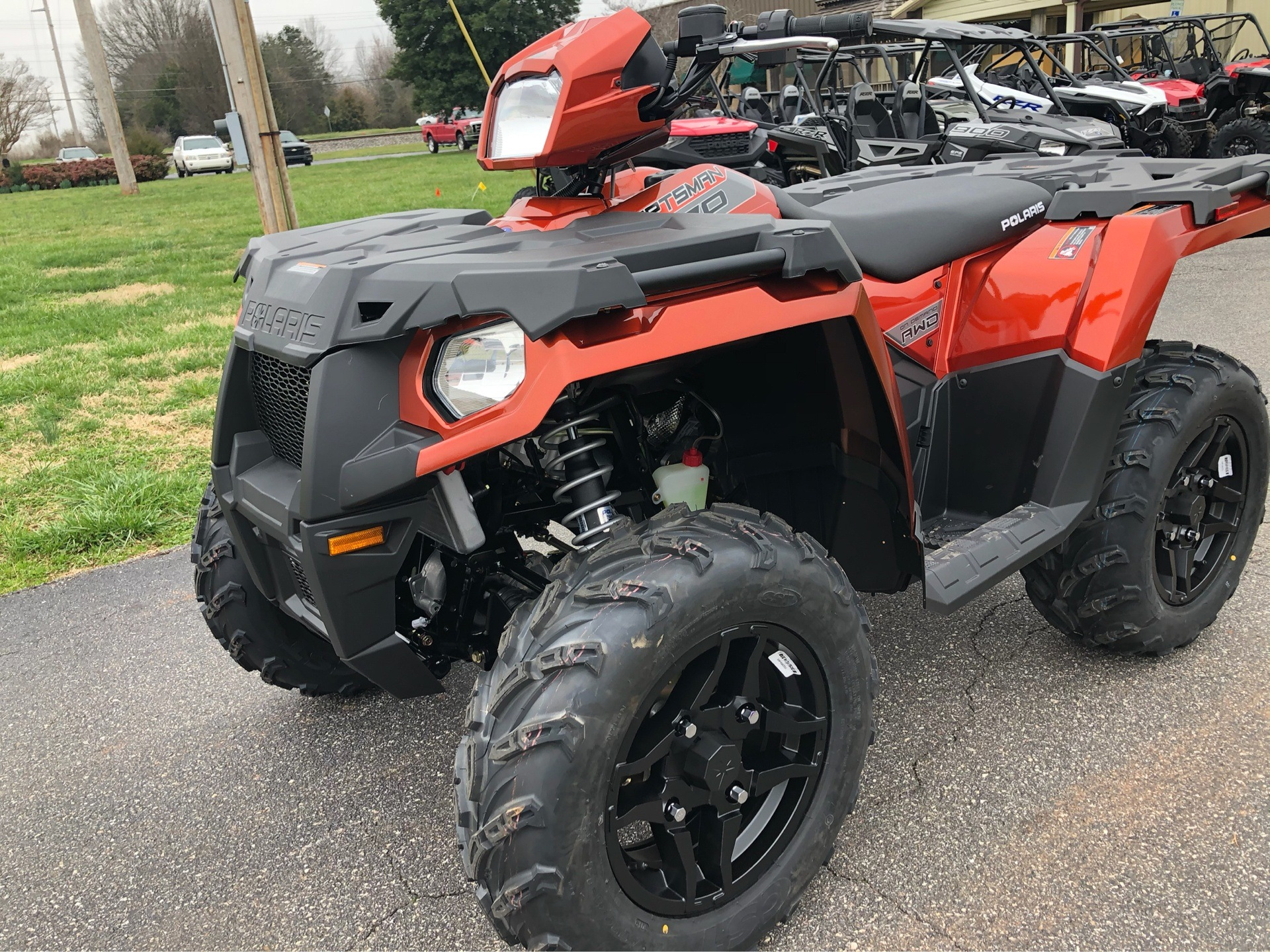 2020 Polaris Sportsman 570 Premium in Statesville, North Carolina - Photo 3
