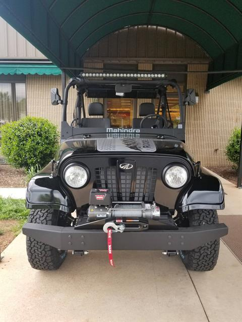 2018 Mahindra Roxor Limited Edition in Statesville, North Carolina