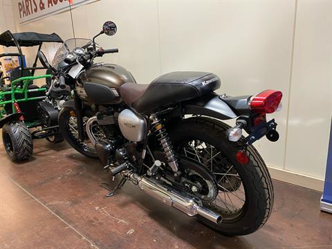 2019 Kawasaki W800 Cafe in Statesville, North Carolina - Photo 4