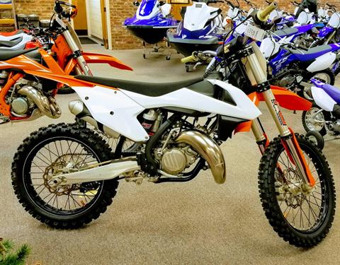 2017 KTM 150 SX in Statesville, North Carolina