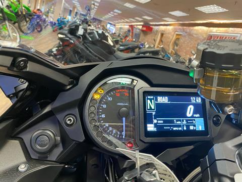 2021 Kawasaki Ninja H2 SX SE+ in Statesville, North Carolina - Photo 5