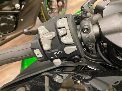 2021 Kawasaki Ninja H2 SX SE+ in Statesville, North Carolina - Photo 8