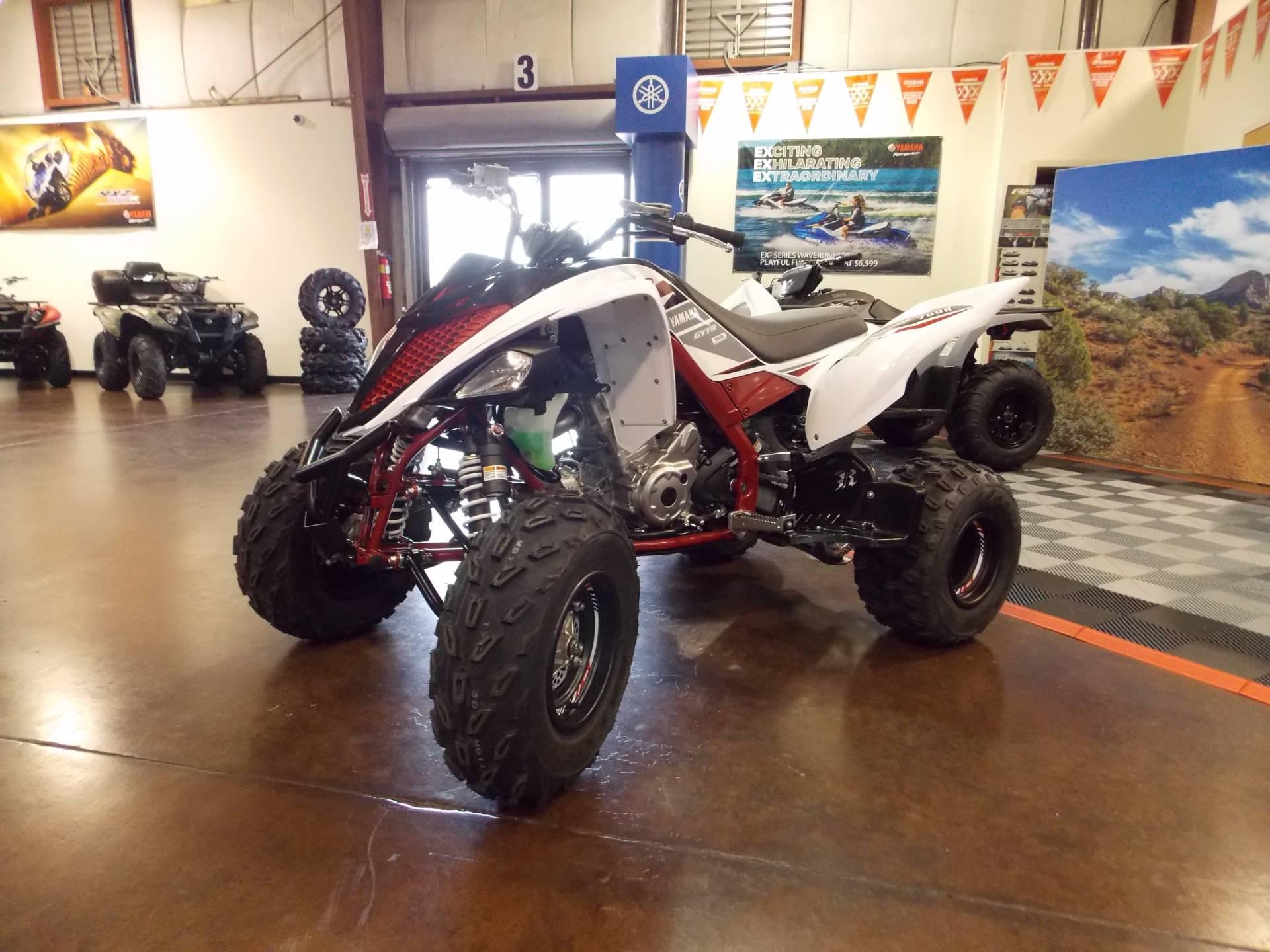 2018 Yamaha Raptor 700R SE 1