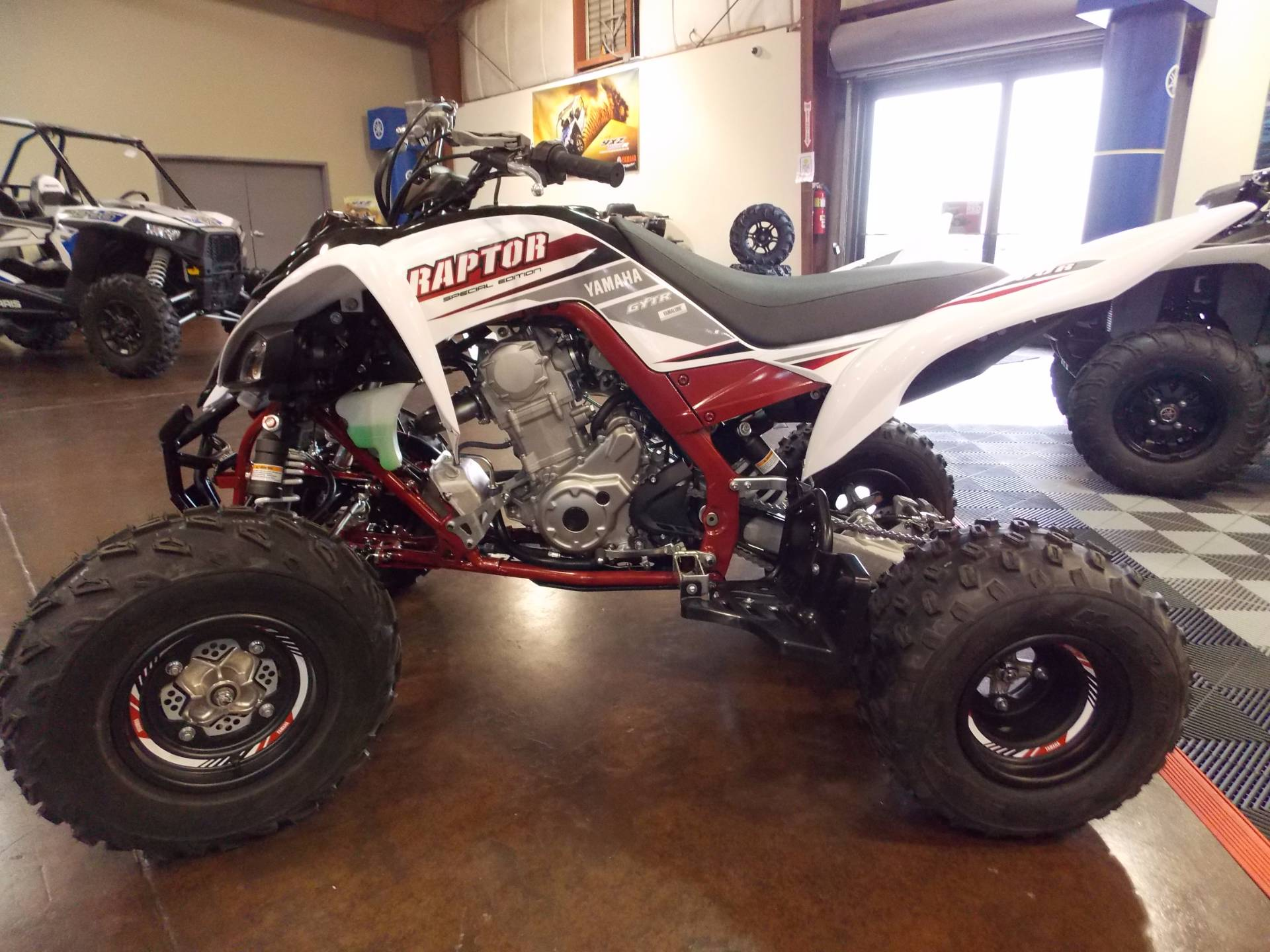 2018 Yamaha Raptor 700R SE 5