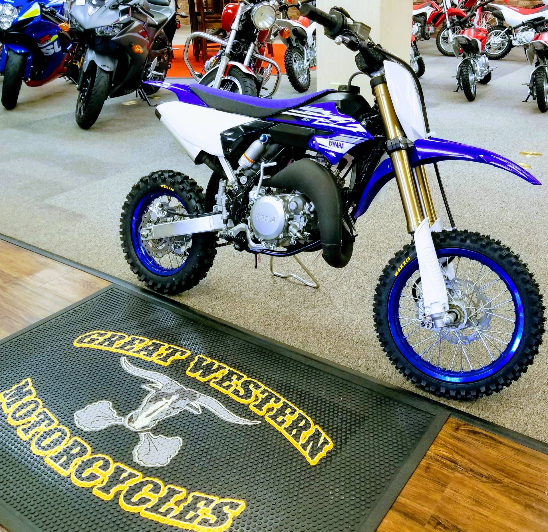 2018 Yamaha YZ65 in Statesville, North Carolina