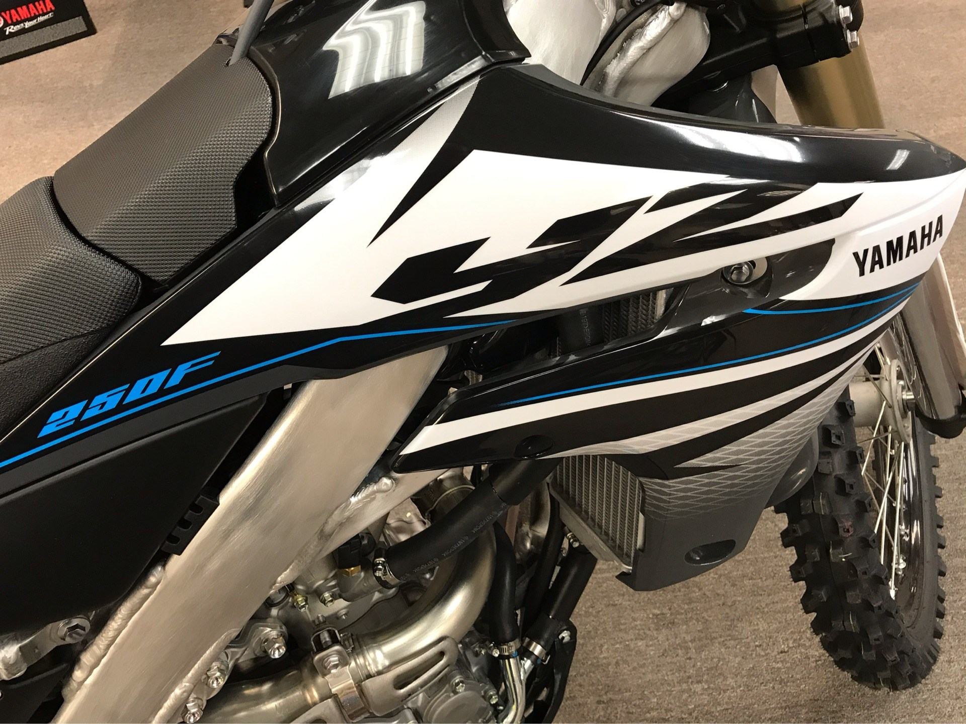2020 Yamaha YZ250F in Statesville, North Carolina - Photo 12
