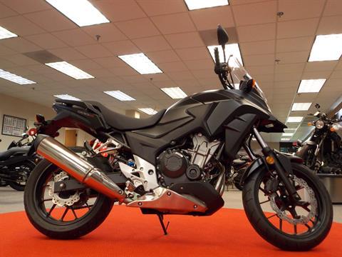 2016 Honda CB500X in Statesville, North Carolina