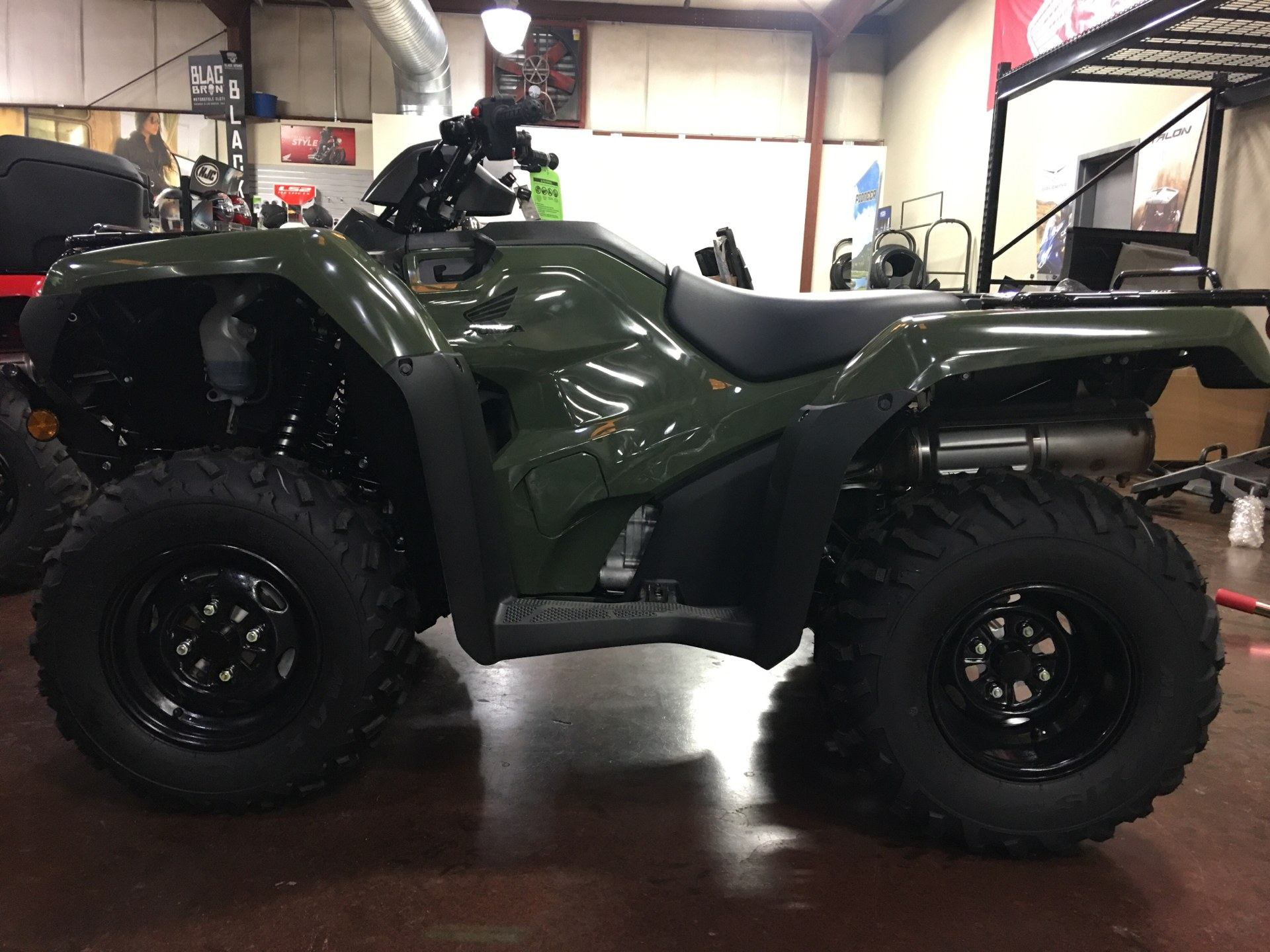 2021 Honda FourTrax Rancher 4x4 ES in Statesville, North Carolina - Photo 1