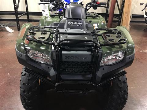 2021 Honda FourTrax Rancher 4x4 ES in Statesville, North Carolina - Photo 5
