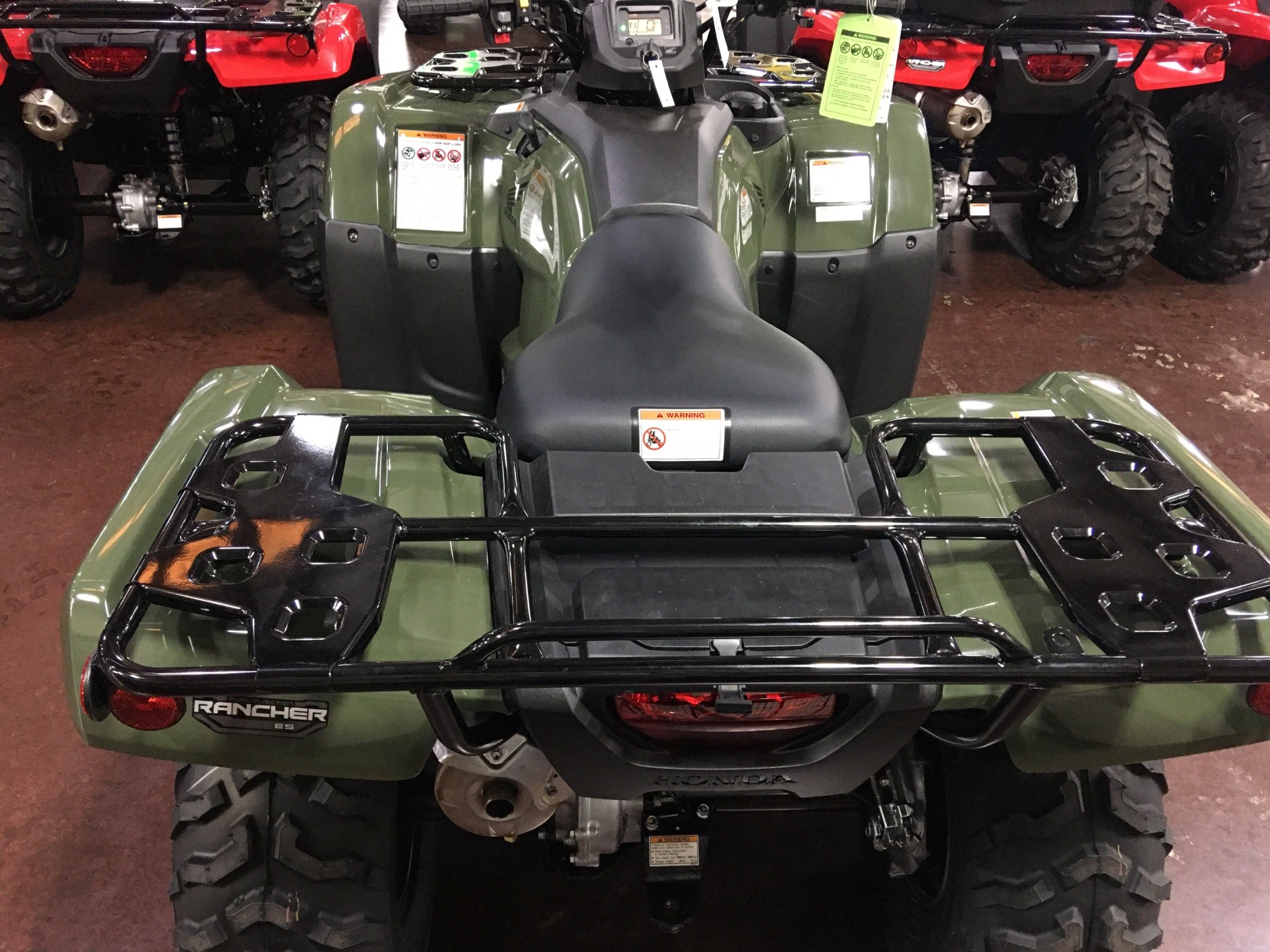 2021 Honda FourTrax Rancher 4x4 ES in Statesville, North Carolina - Photo 6