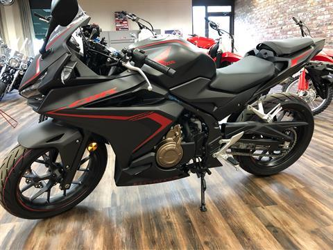 2020 Honda CBR500R in Statesville, North Carolina - Photo 1