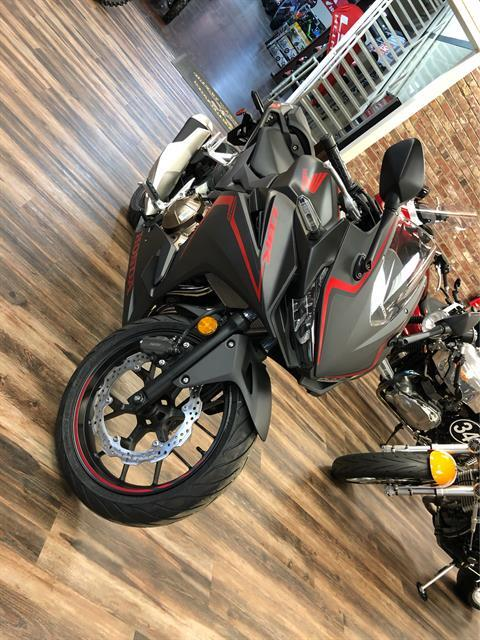 2020 Honda CBR500R in Statesville, North Carolina - Photo 8