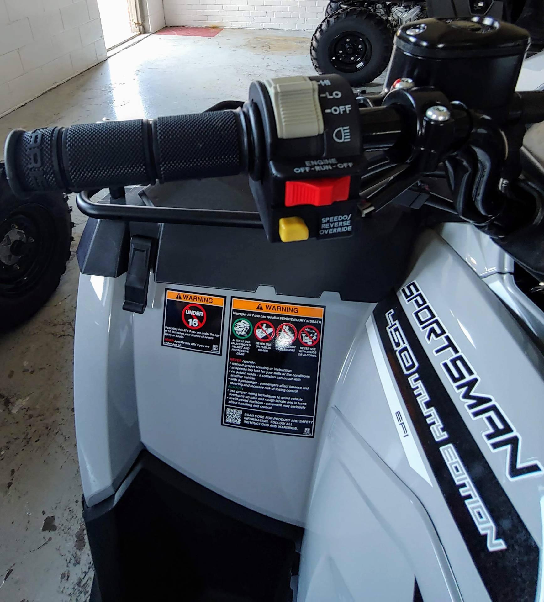 2019 Polaris Sportsman 450 H O  Utility Edition in Statesville, North  Carolina