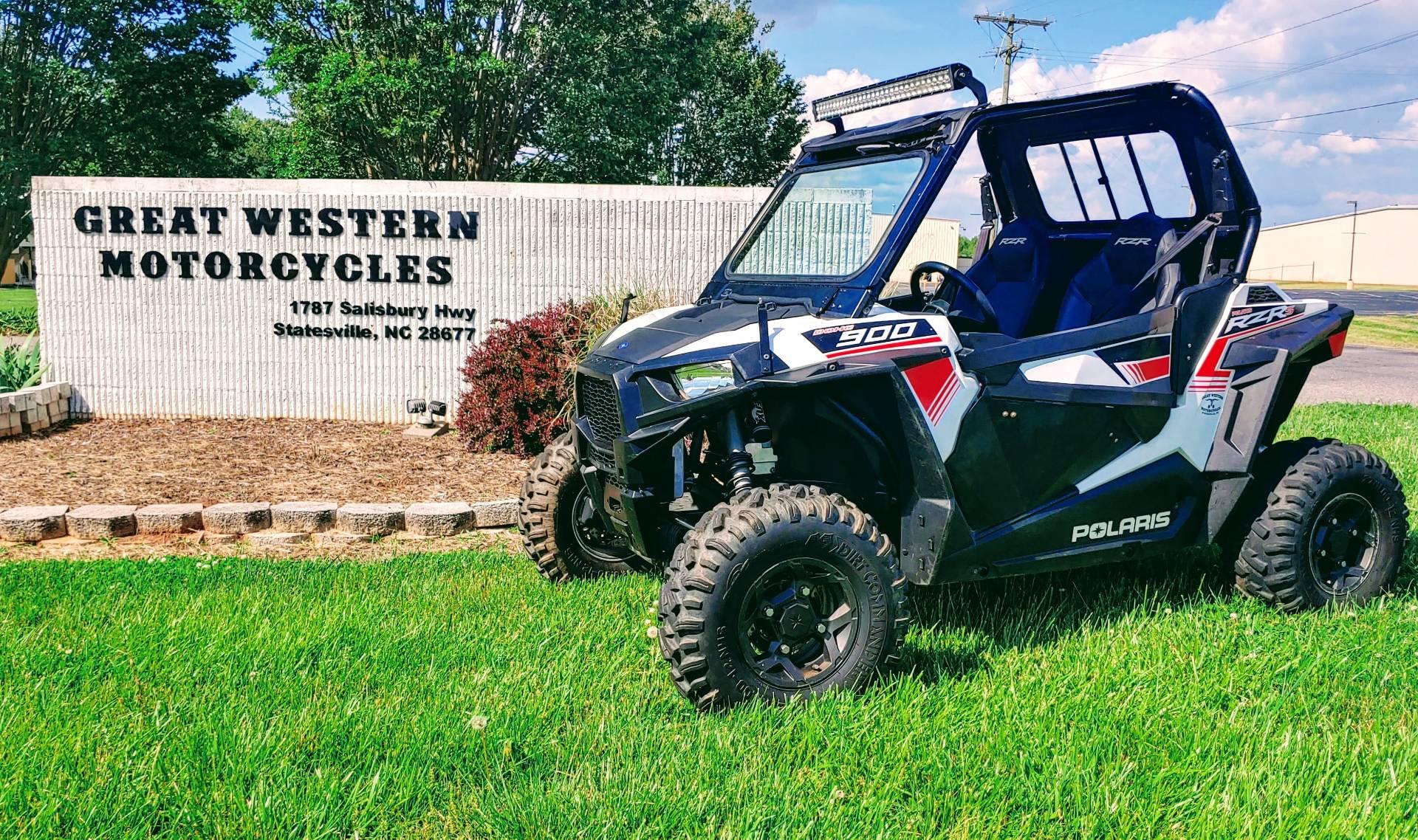 2015 Polaris Rzr >> 2015 Polaris Rzr S 900 In Statesville North Carolina