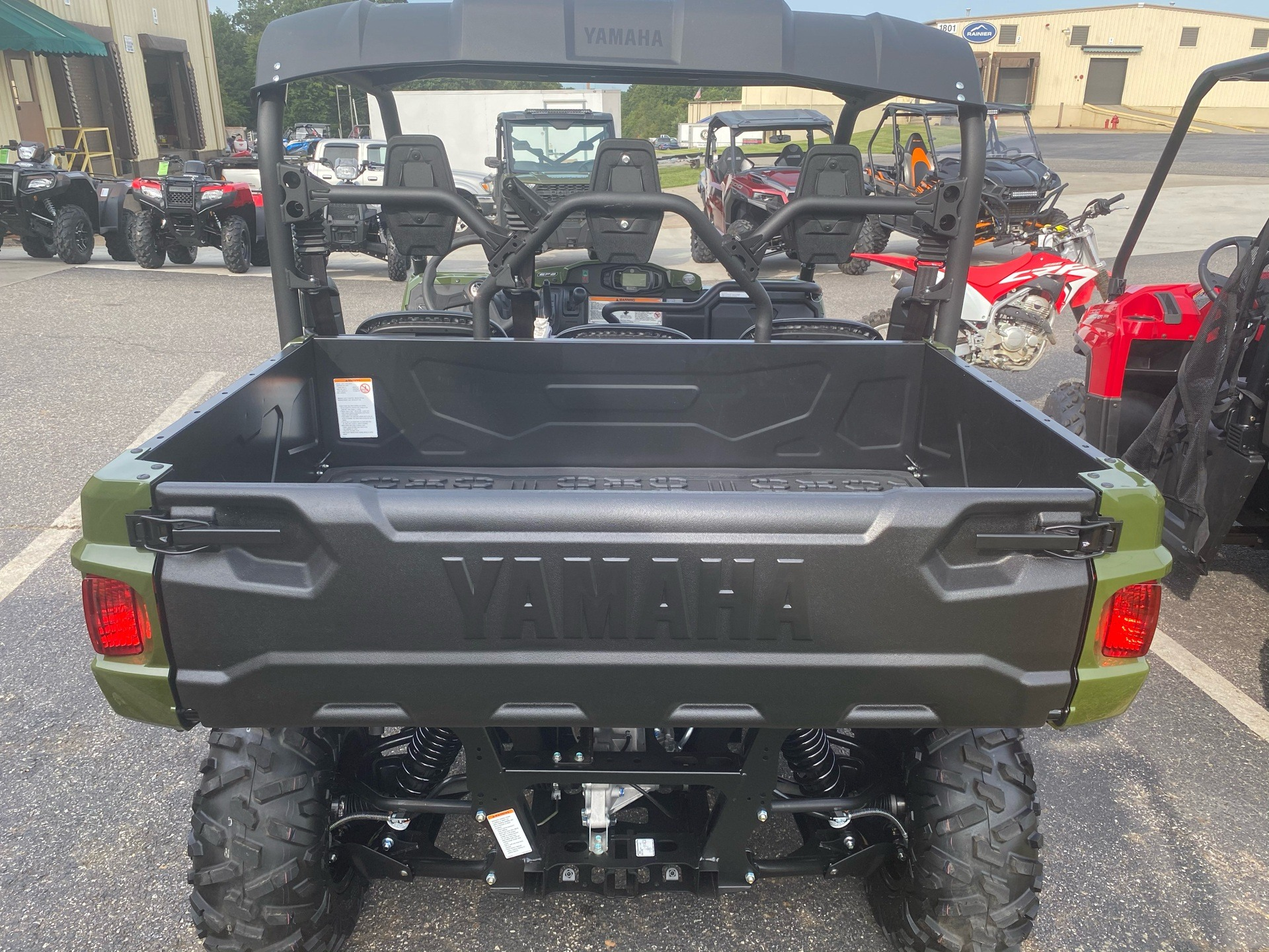 2020 Yamaha Viking EPS in Statesville, North Carolina - Photo 5