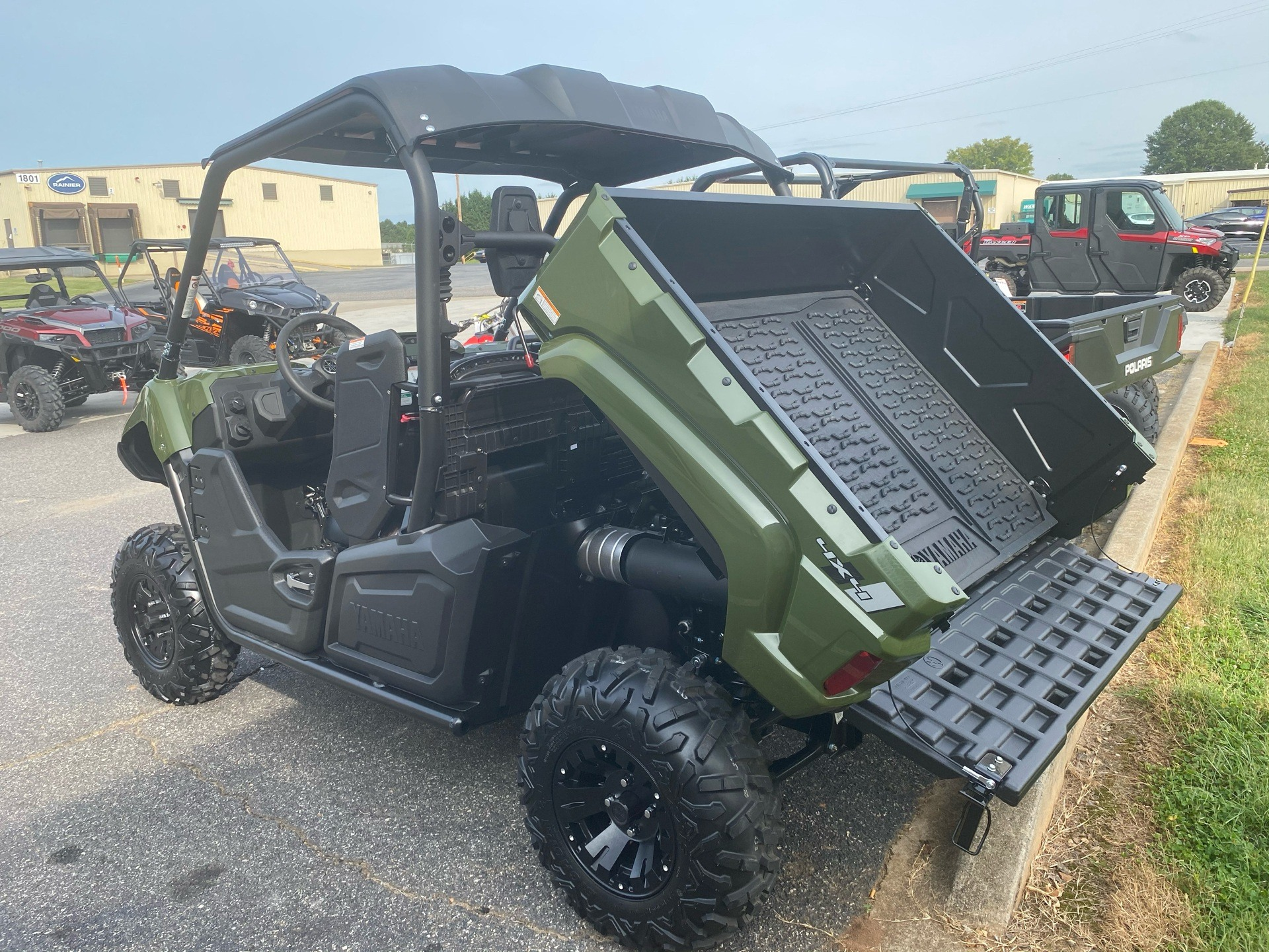 2020 Yamaha Viking EPS in Statesville, North Carolina - Photo 6