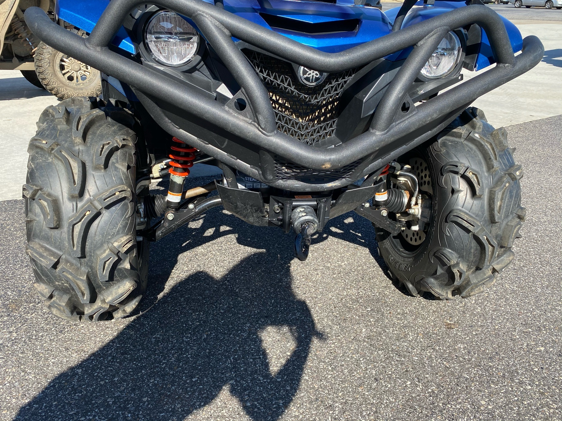 2019 Yamaha Grizzly EPS SE in Statesville, North Carolina - Photo 3