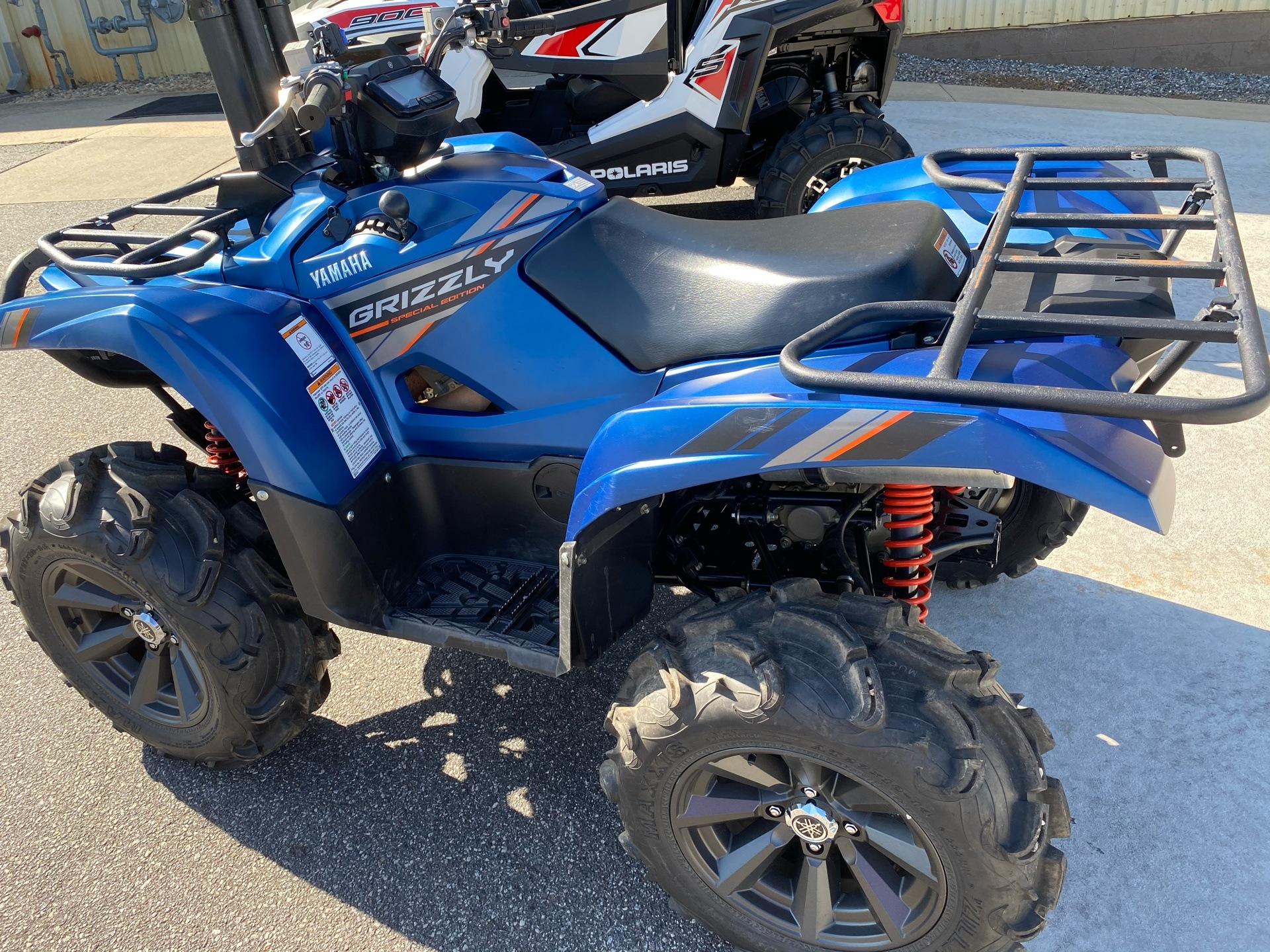 2019 Yamaha Grizzly EPS SE in Statesville, North Carolina - Photo 4