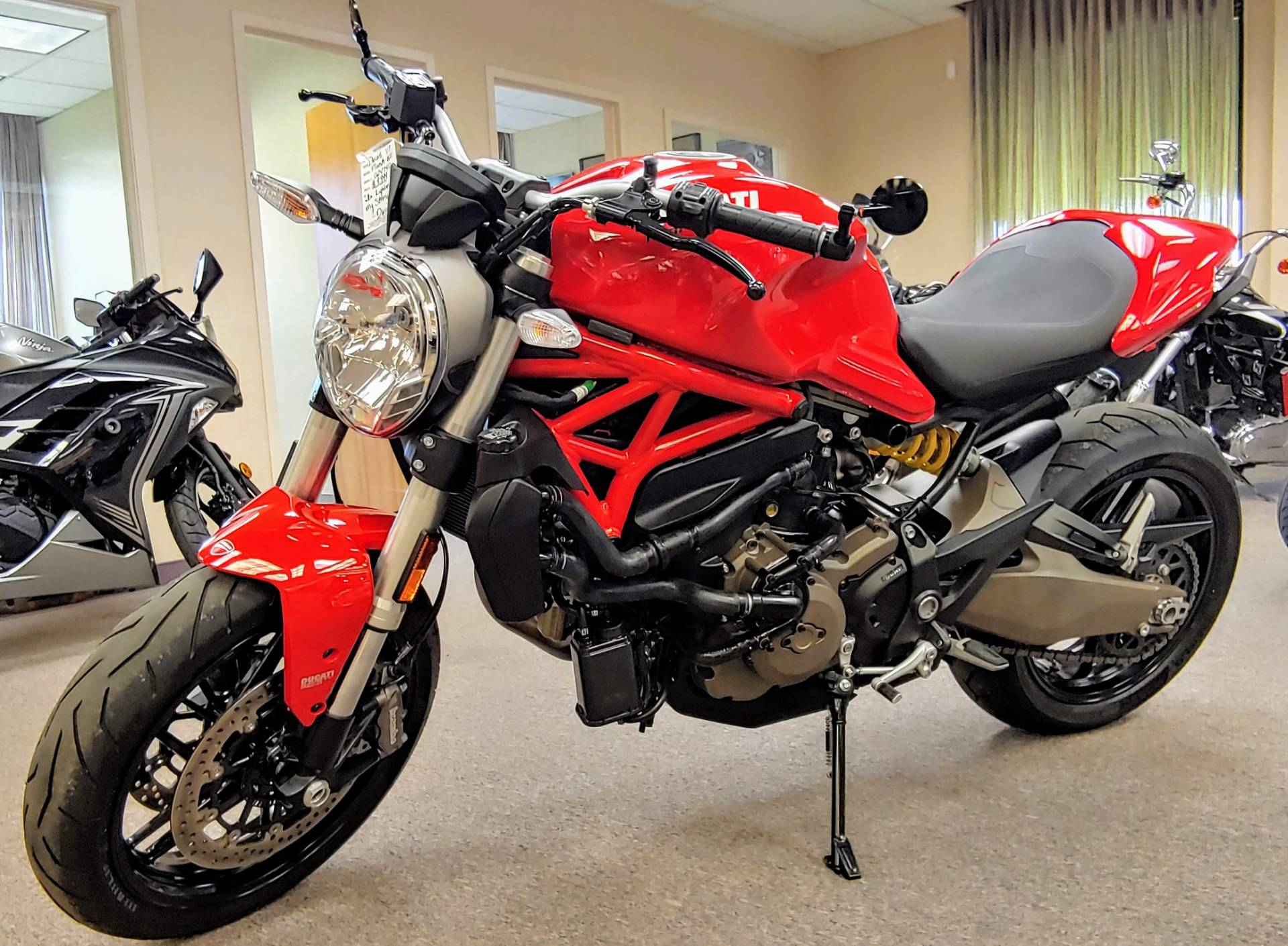 Ducati Monster 821 >> Used 2017 Ducati Monster 821 Motorcycles In Statesville Nc Stock