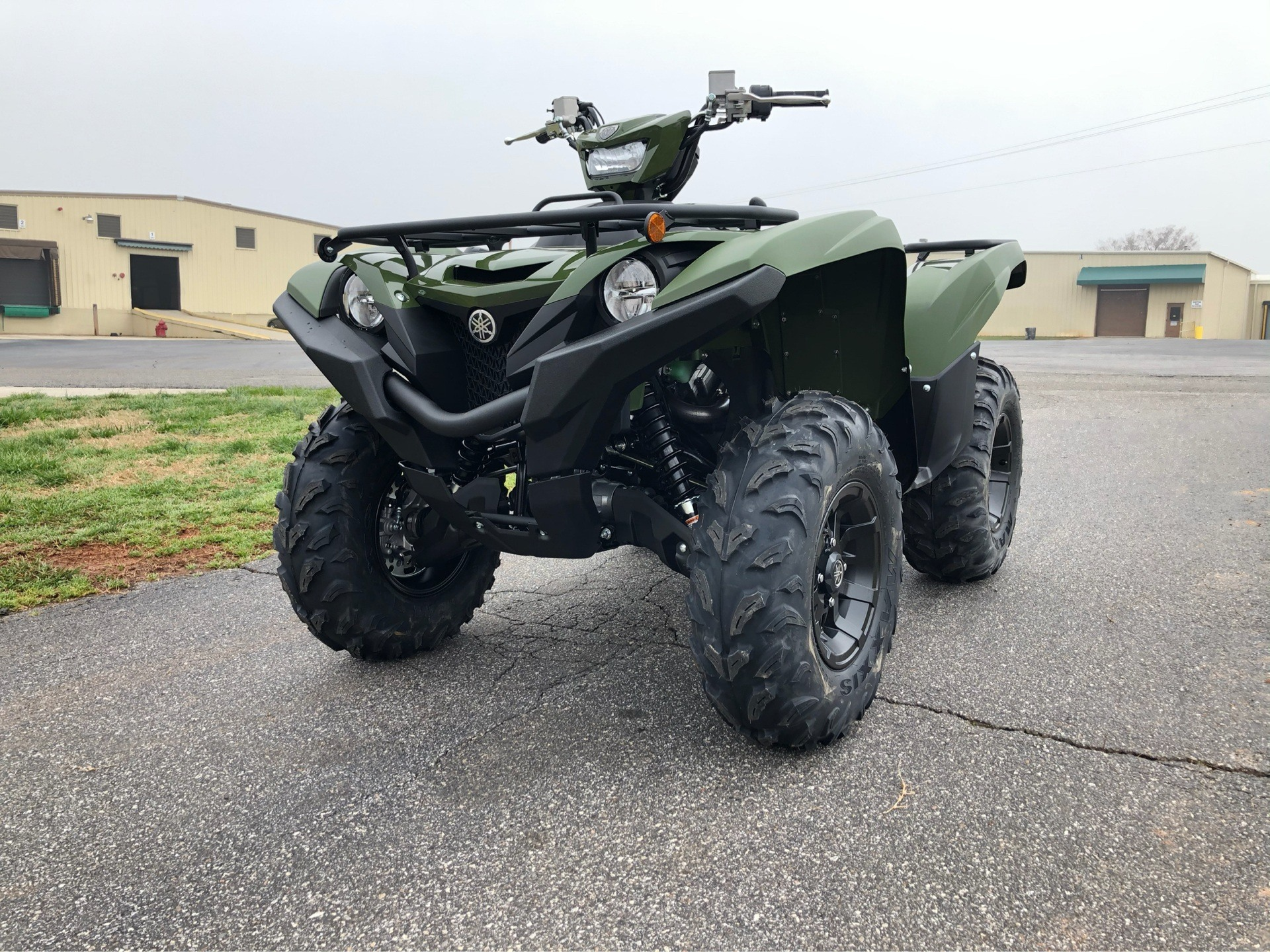 2020 Yamaha Grizzly EPS in Statesville, North Carolina - Photo 1