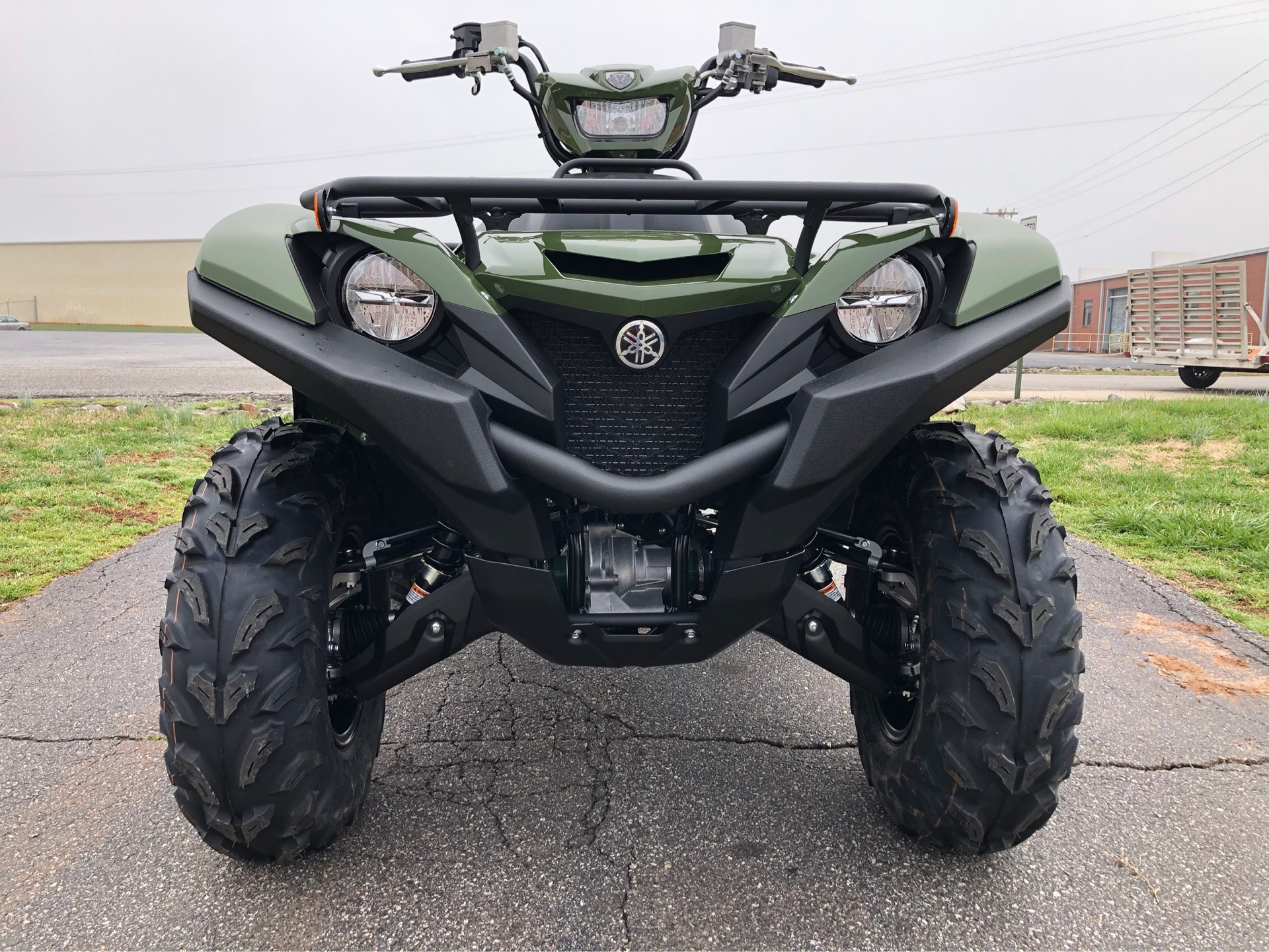 2020 Yamaha Grizzly EPS in Statesville, North Carolina - Photo 2