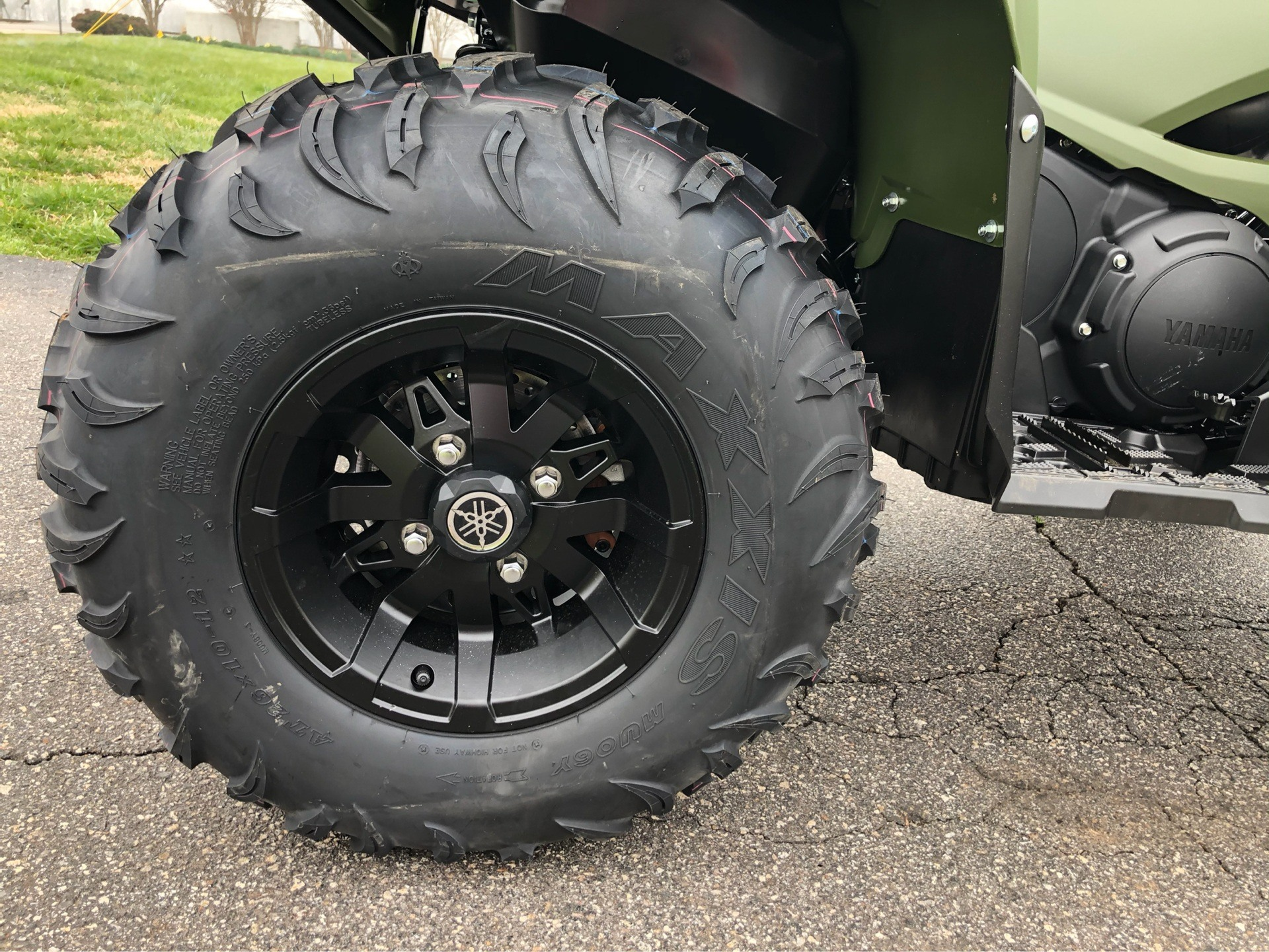 2020 Yamaha Grizzly EPS in Statesville, North Carolina - Photo 3