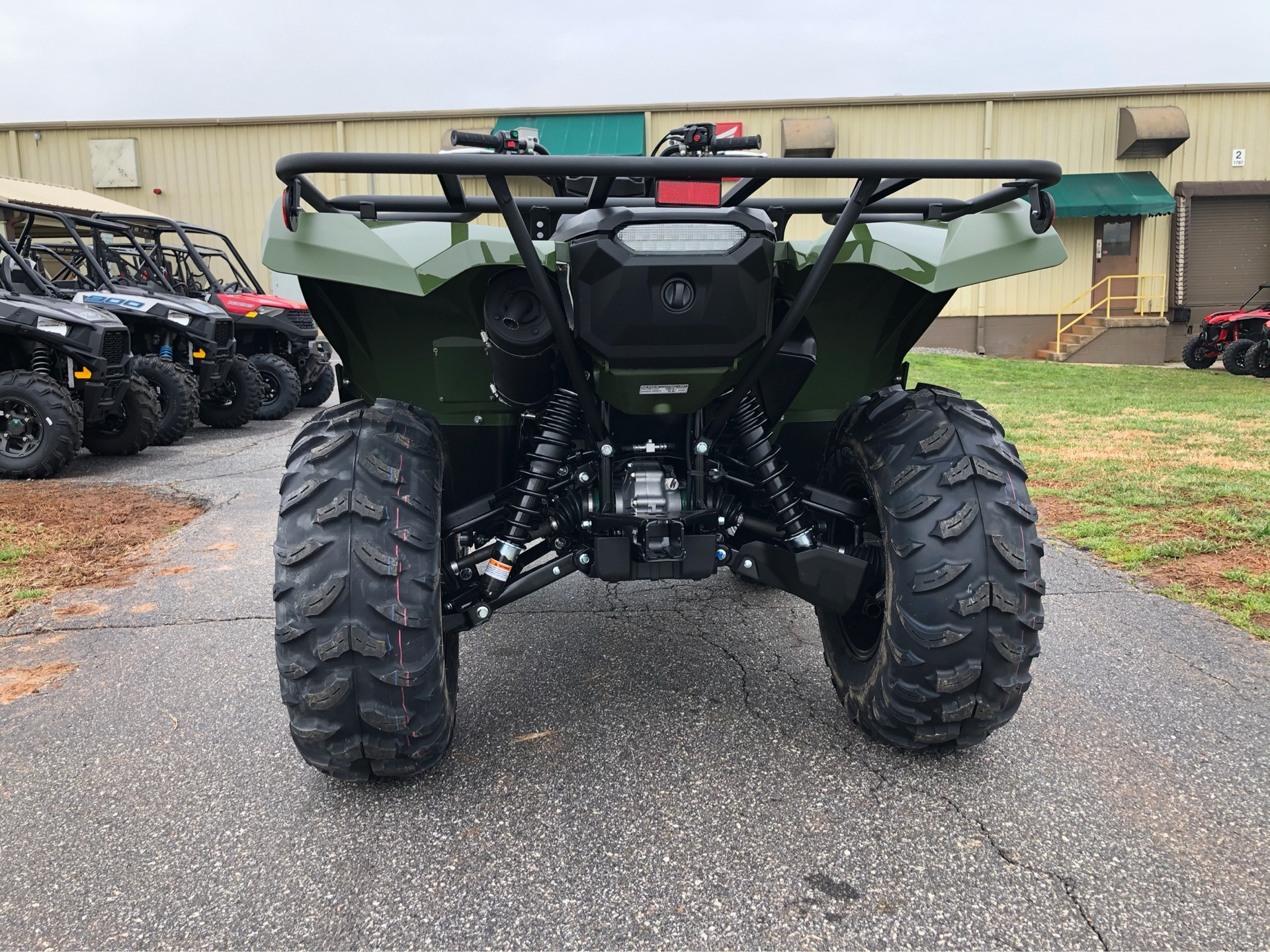 2020 Yamaha Grizzly EPS in Statesville, North Carolina - Photo 5